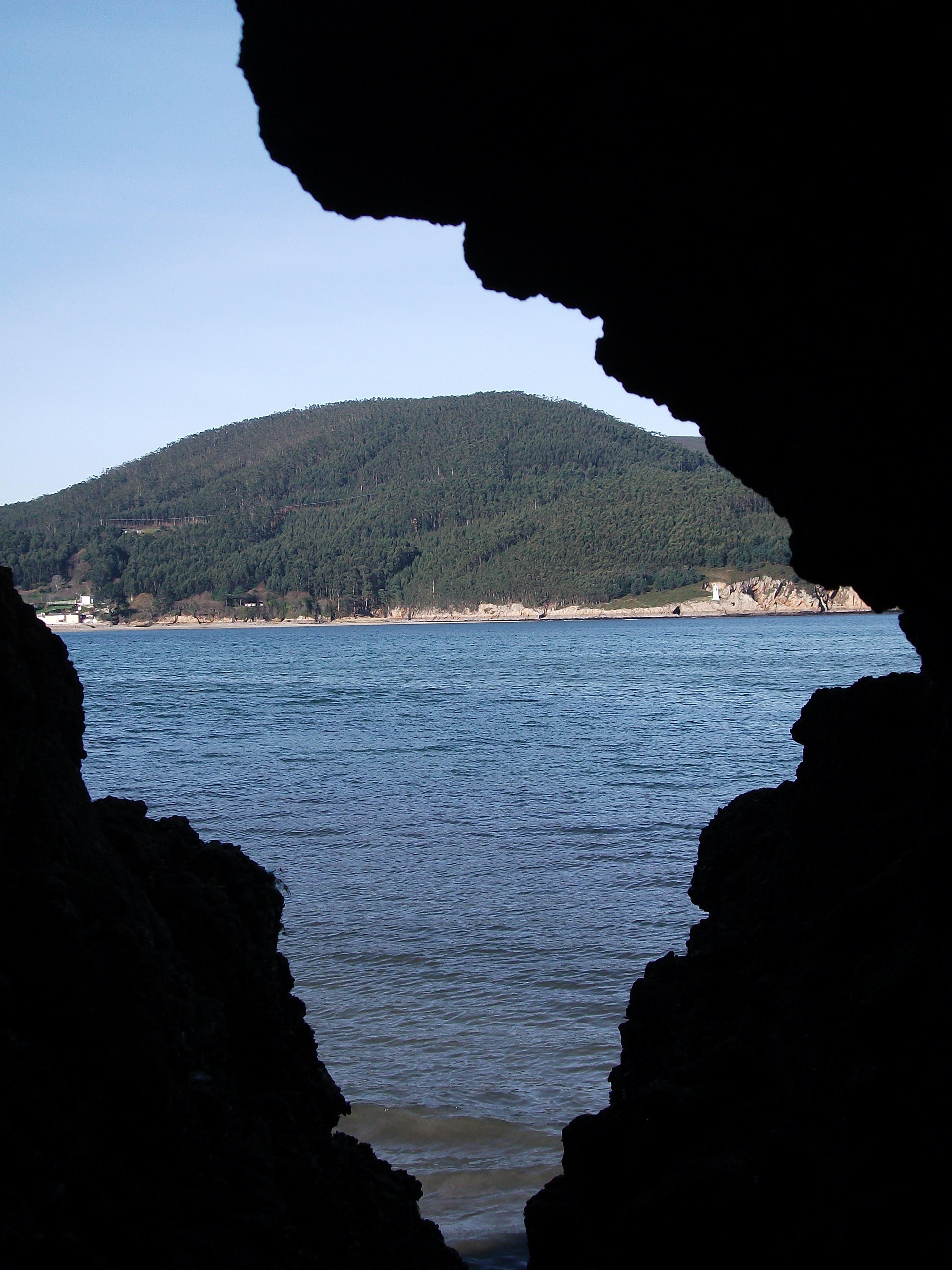 Foto playa Os Castelos / Os Moledos. MAS ALLA DE LA ROCA-O VICEDO-LUGO-GALICIA-ESPAÃ'A