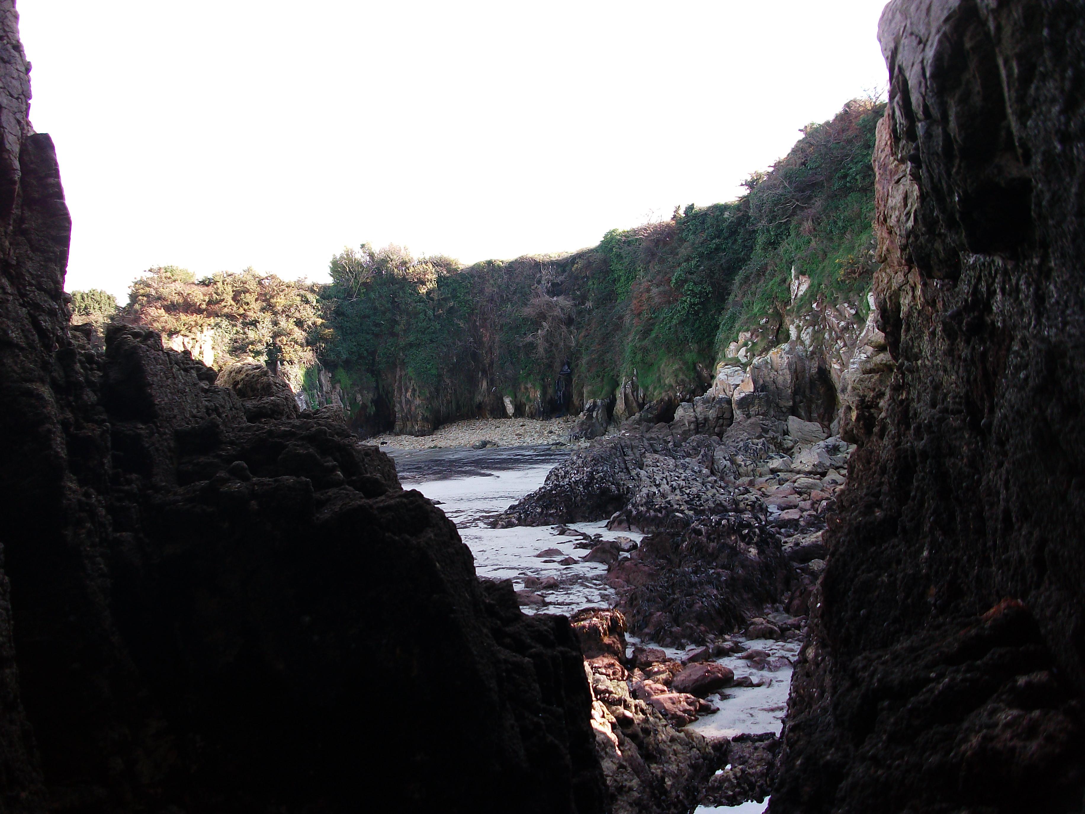 Foto playa Os Castelos / Os Moledos. ROCAS-O VICEDO-LUGO-GALICIA-ESPAÃ'A