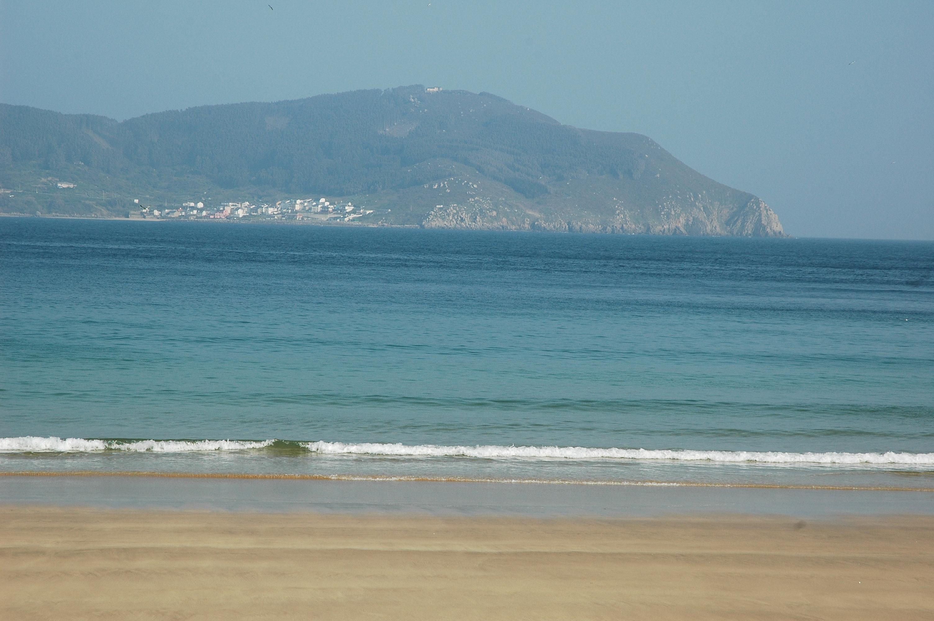 Foto playa Xilloy. Playa de Xilloi e Cabo Estaca de Bares