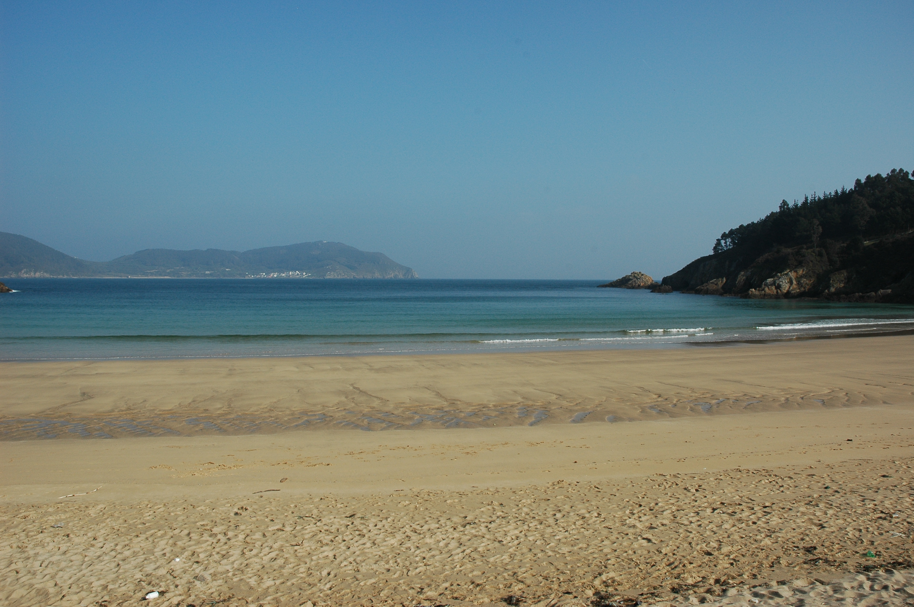 Foto playa Xilloy. Playa de Xilloi