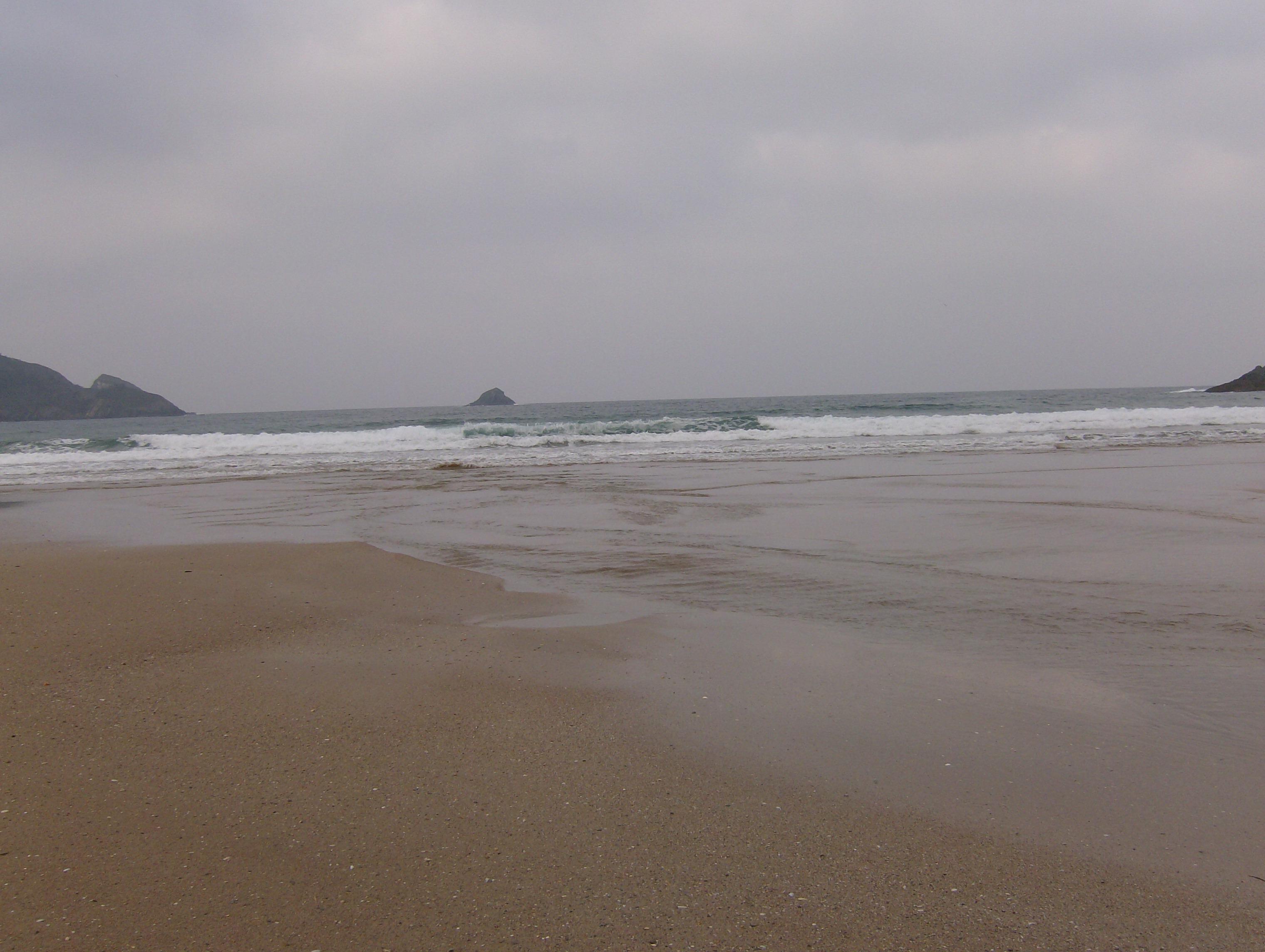 Foto playa Sacido. A Brela 4