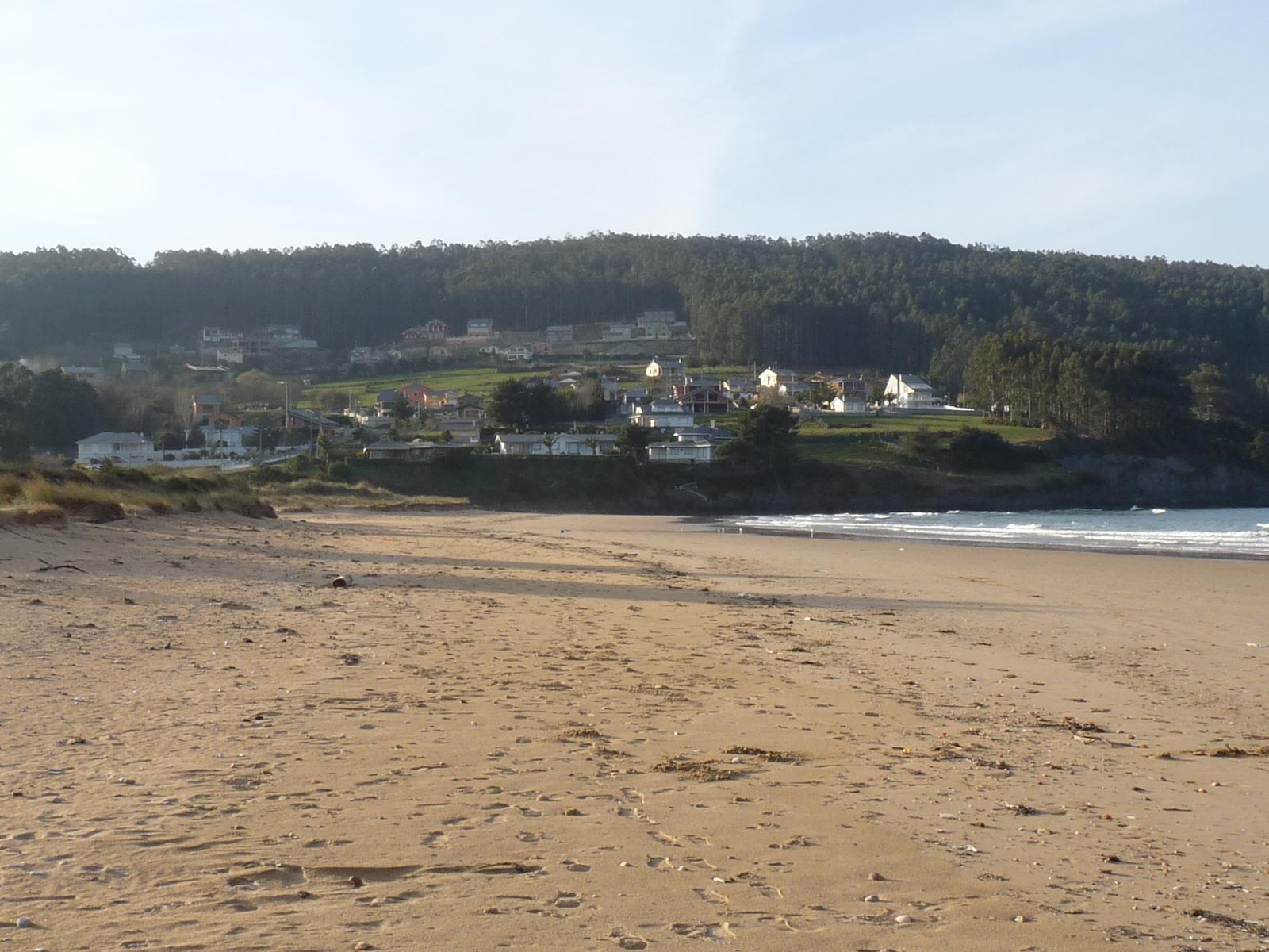 Foto playa Sacido. Playa de Abrela