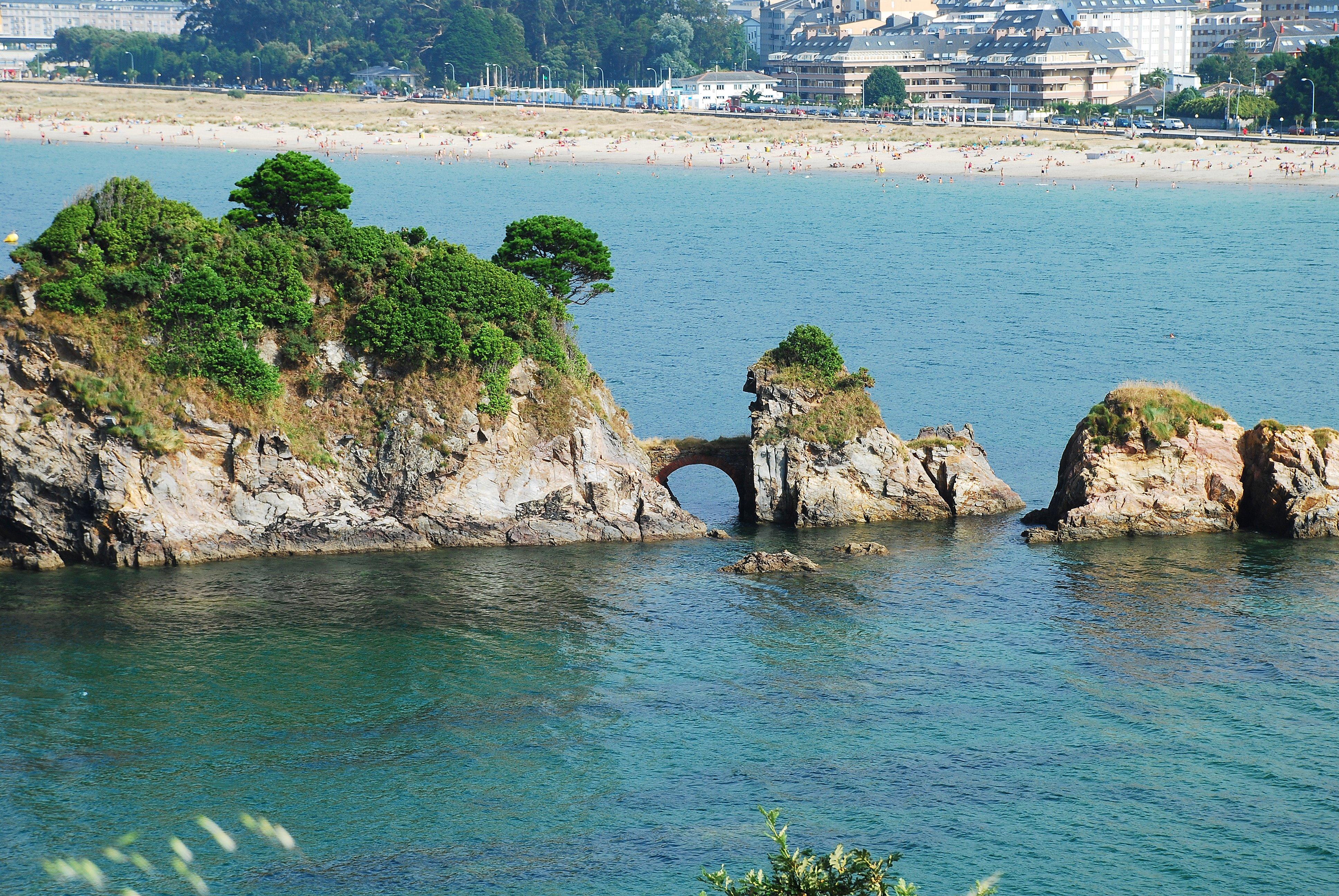 Playa Seiramar / Falla