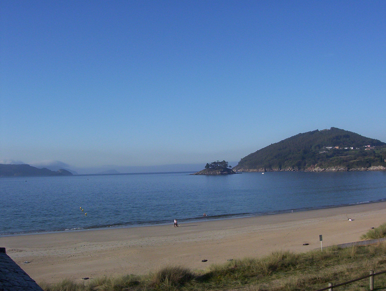Foto playa Area. Playa de Area; Viveiro (Lugo)