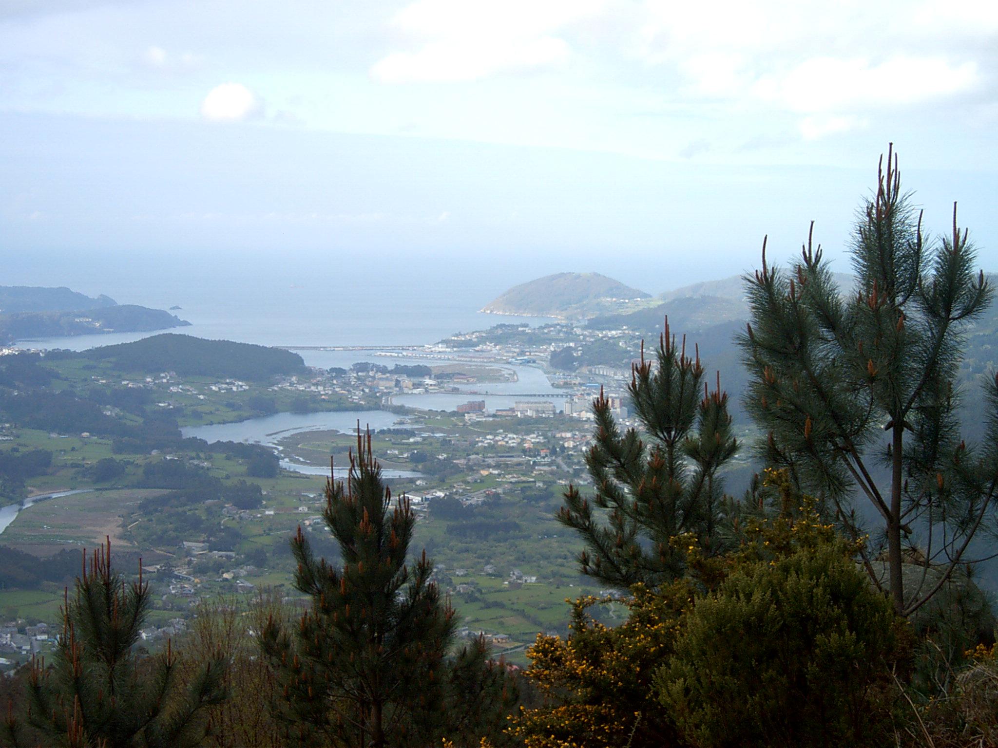 Foto playa Sucastro. Viveiro