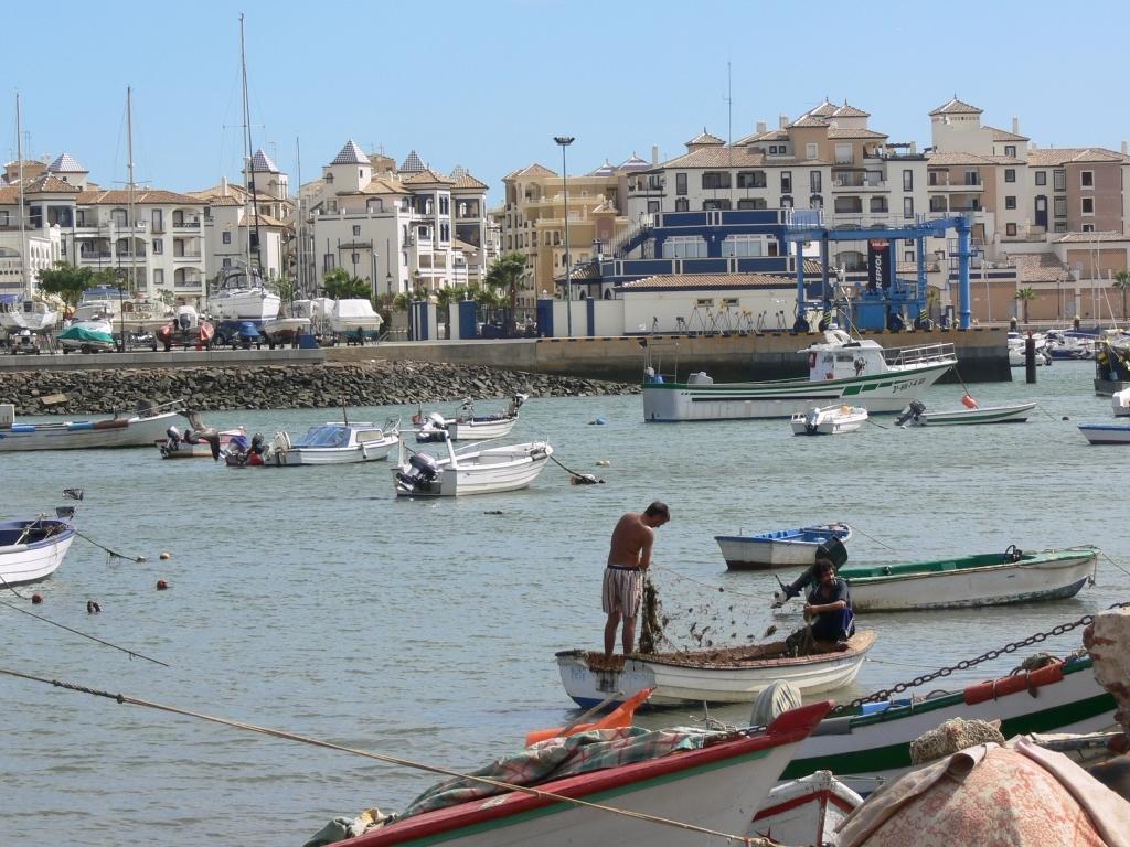 Foto playa Punta del Moral. P1070918