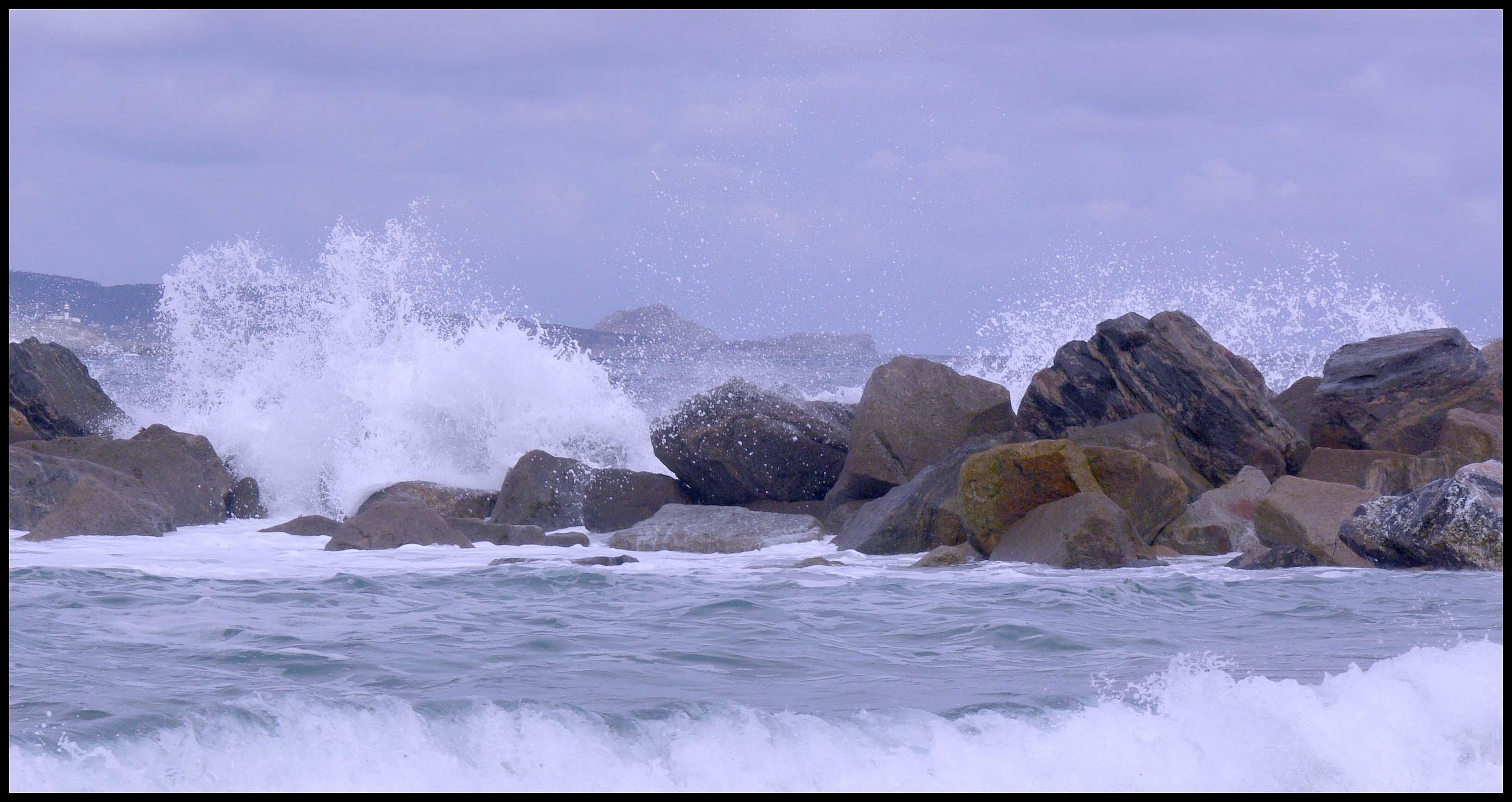 Foto playa A Marosa. A marosa1