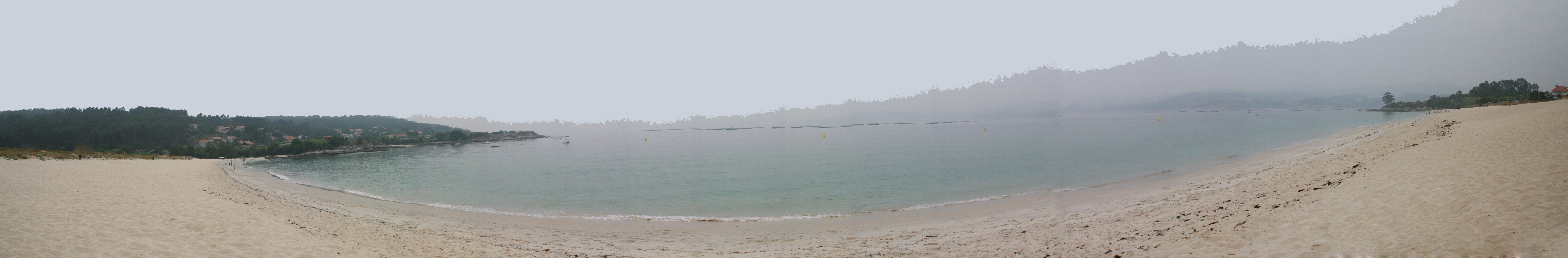 Foto playa Area Brava / Os Alemáns / Alemanes. Playa de Areabrava