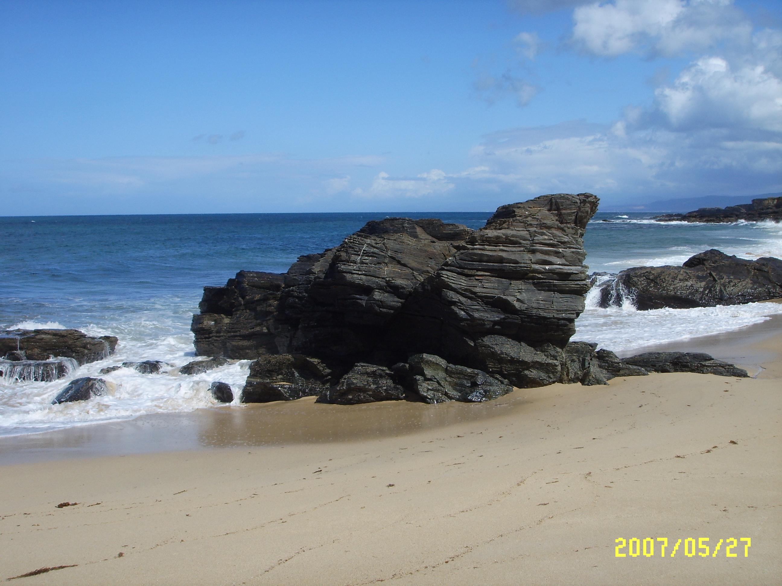 Foto playa Orxal. Atlantic Paradise: Beach of Polas
