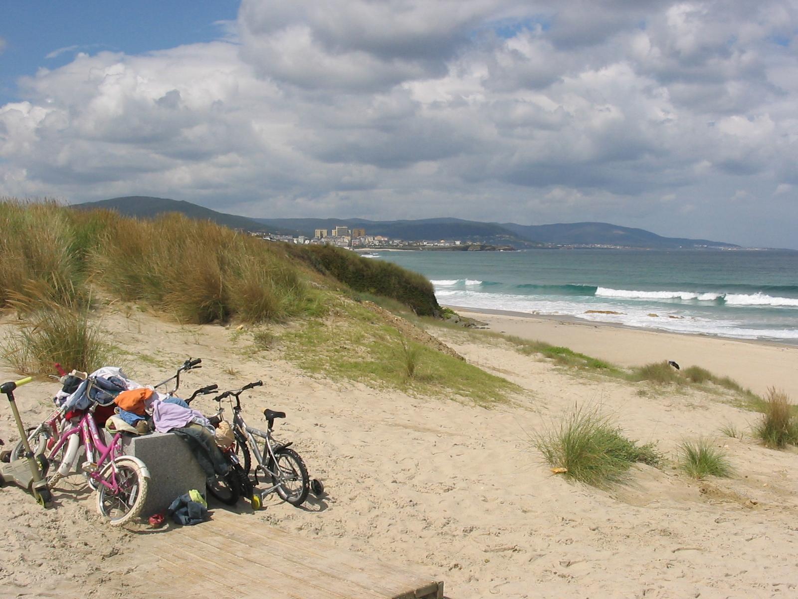 Foto playa Orxal.