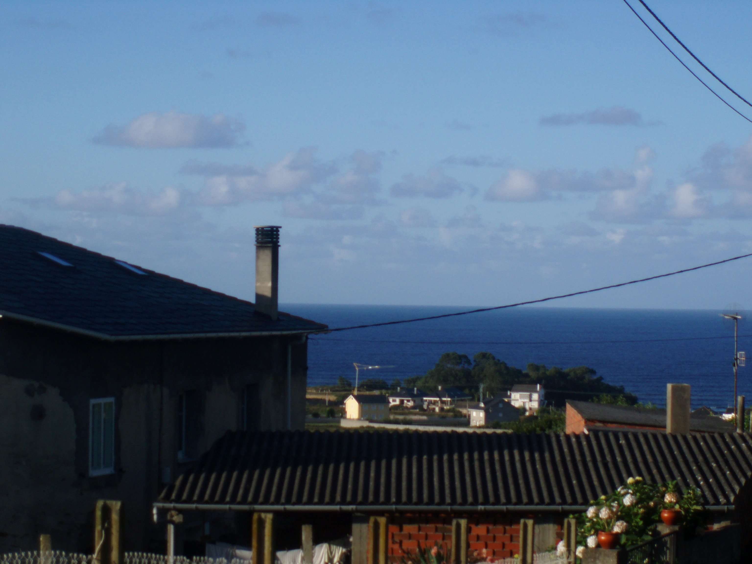 Foto playa Xuncos / Os Xuncos. Vista desde RIBELA (Cangas de Foz