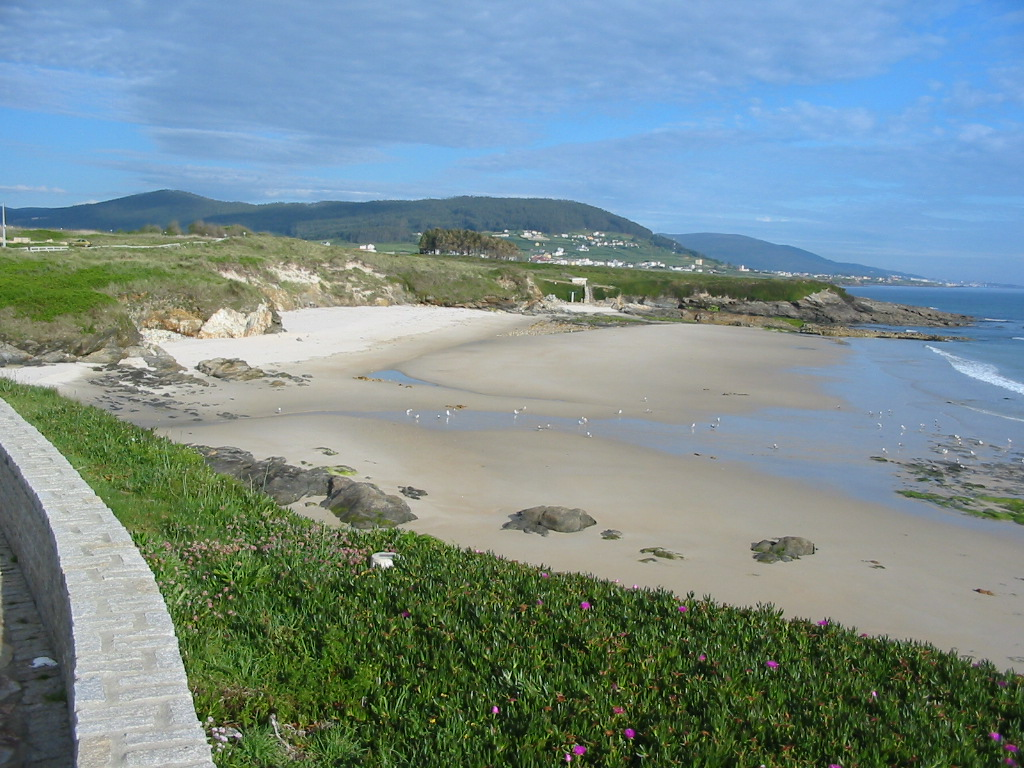 Foto playa Peizas. Playa de Peizas