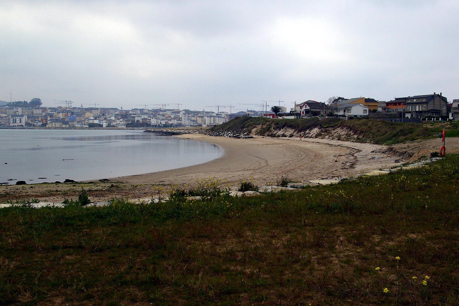 Playa Anguieira