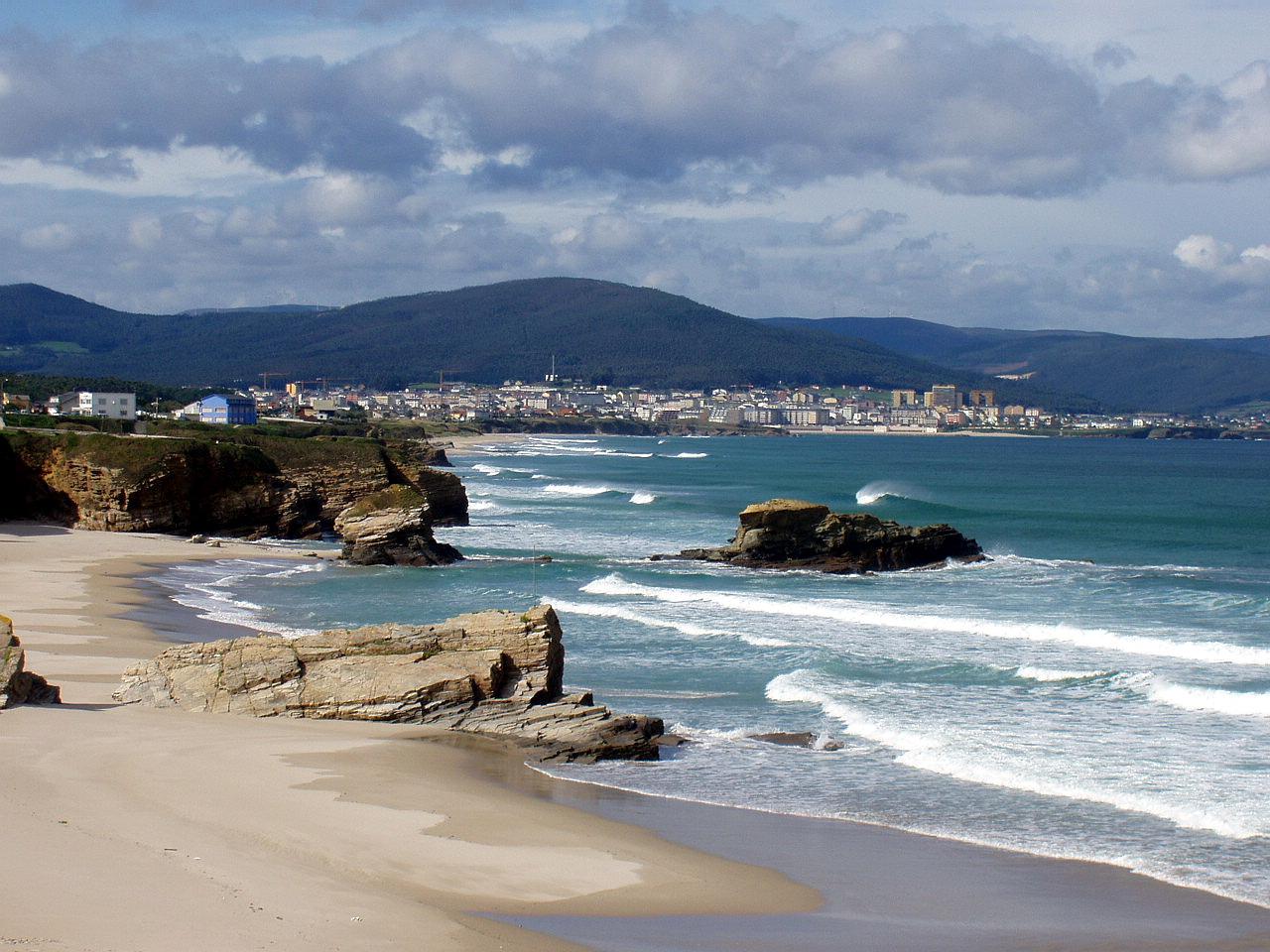 Playa San Cosme / Altar