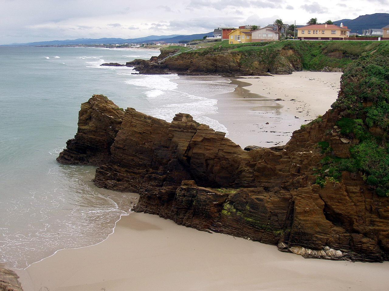 Foto playa San Cosme / Altar. Playas de San Bartolo, San Cosme de Barrerios, Lugo, España