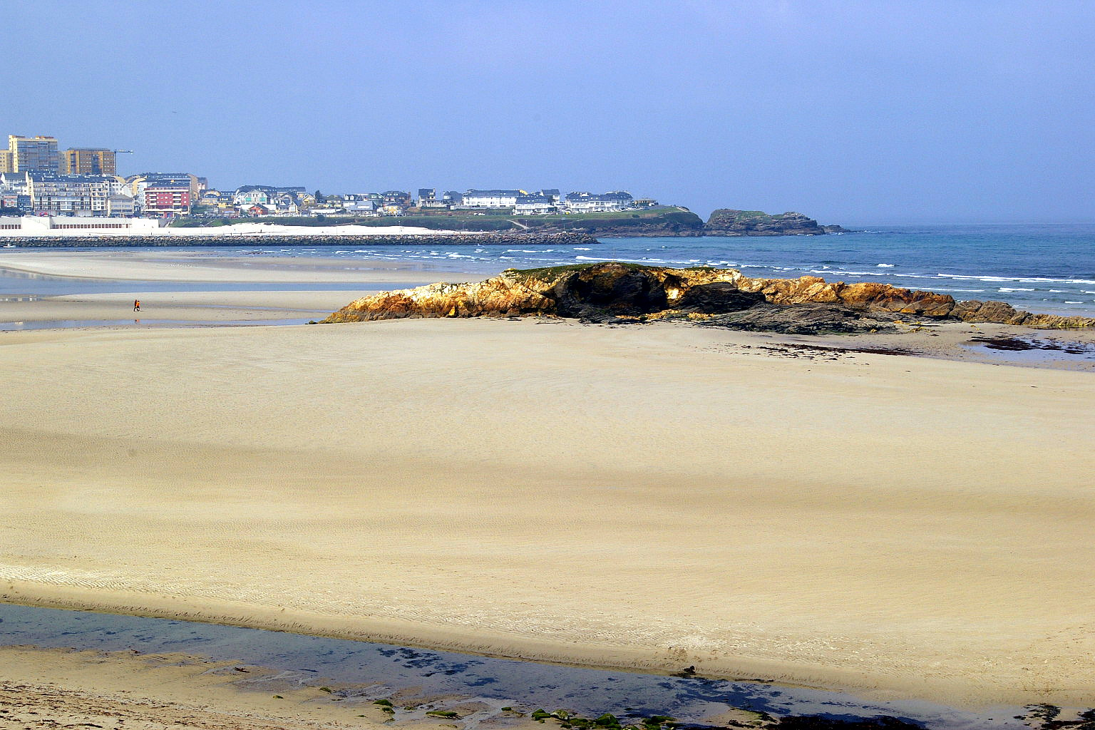 Foto playa San Cosme / Altar. Playa de Altar, San Cosme de Barreiros, Lugo, Galicia