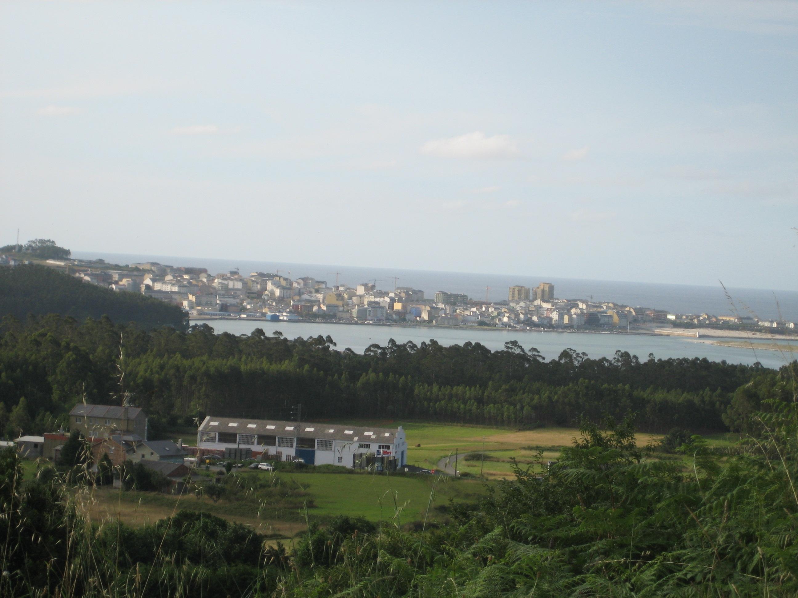 Playa Fontela / Balea