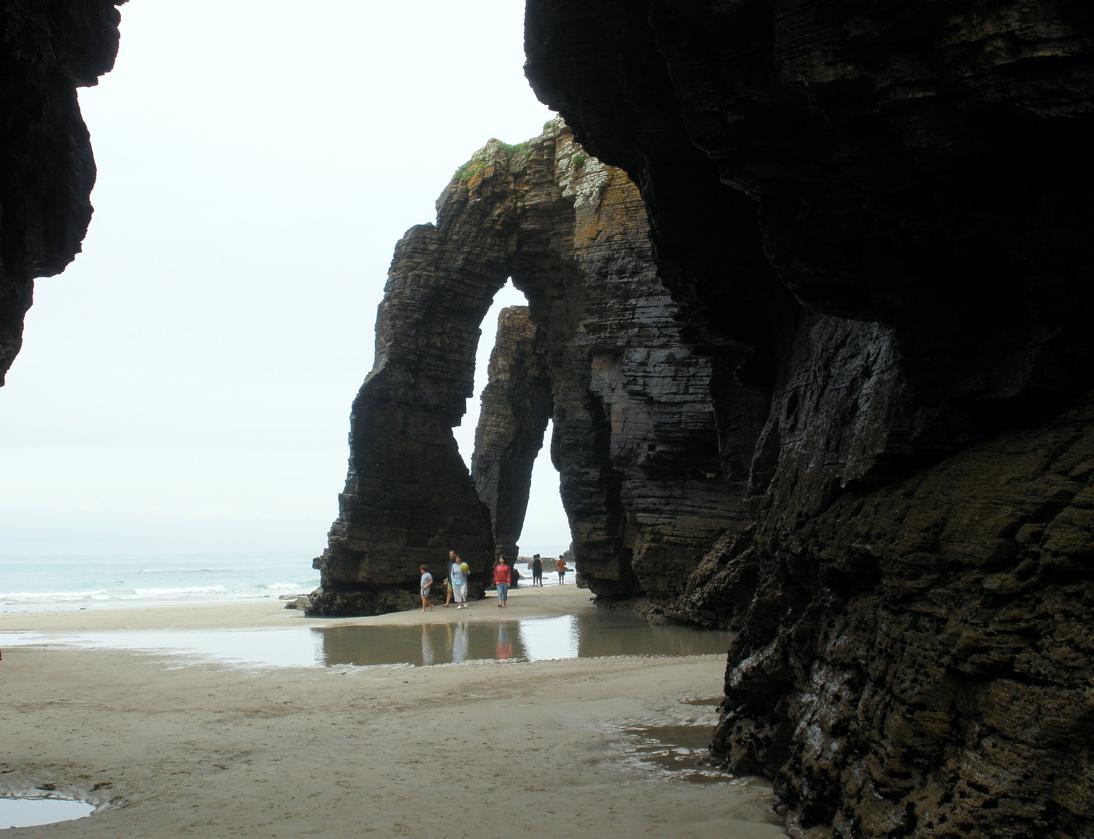Playa San Miguel de Reinante / Arealonga