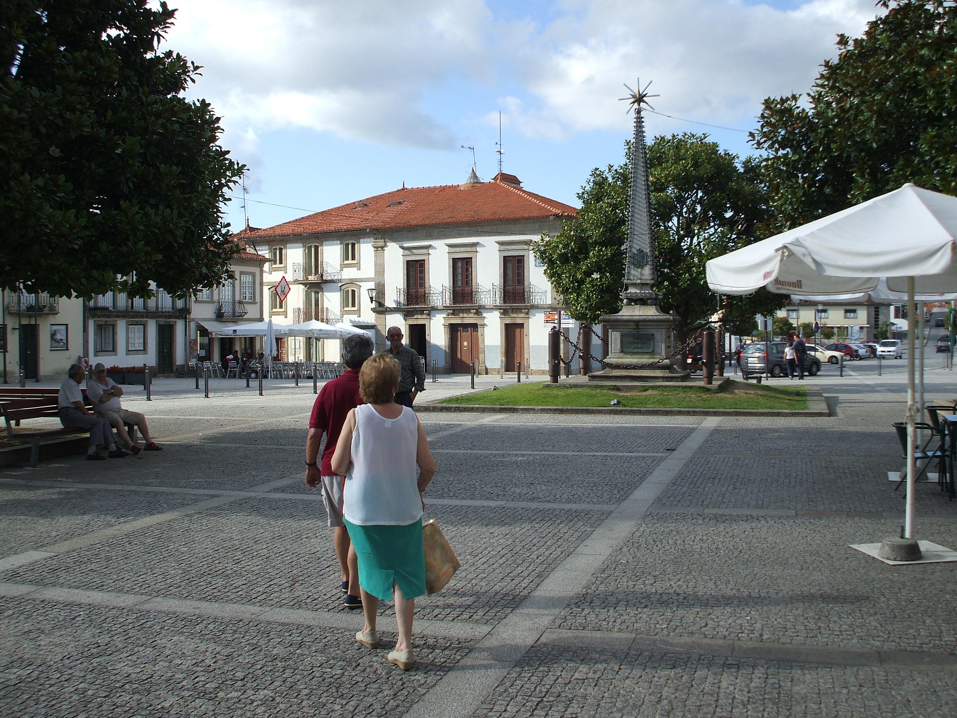 Foto playa Goián. vila nova de cerveira