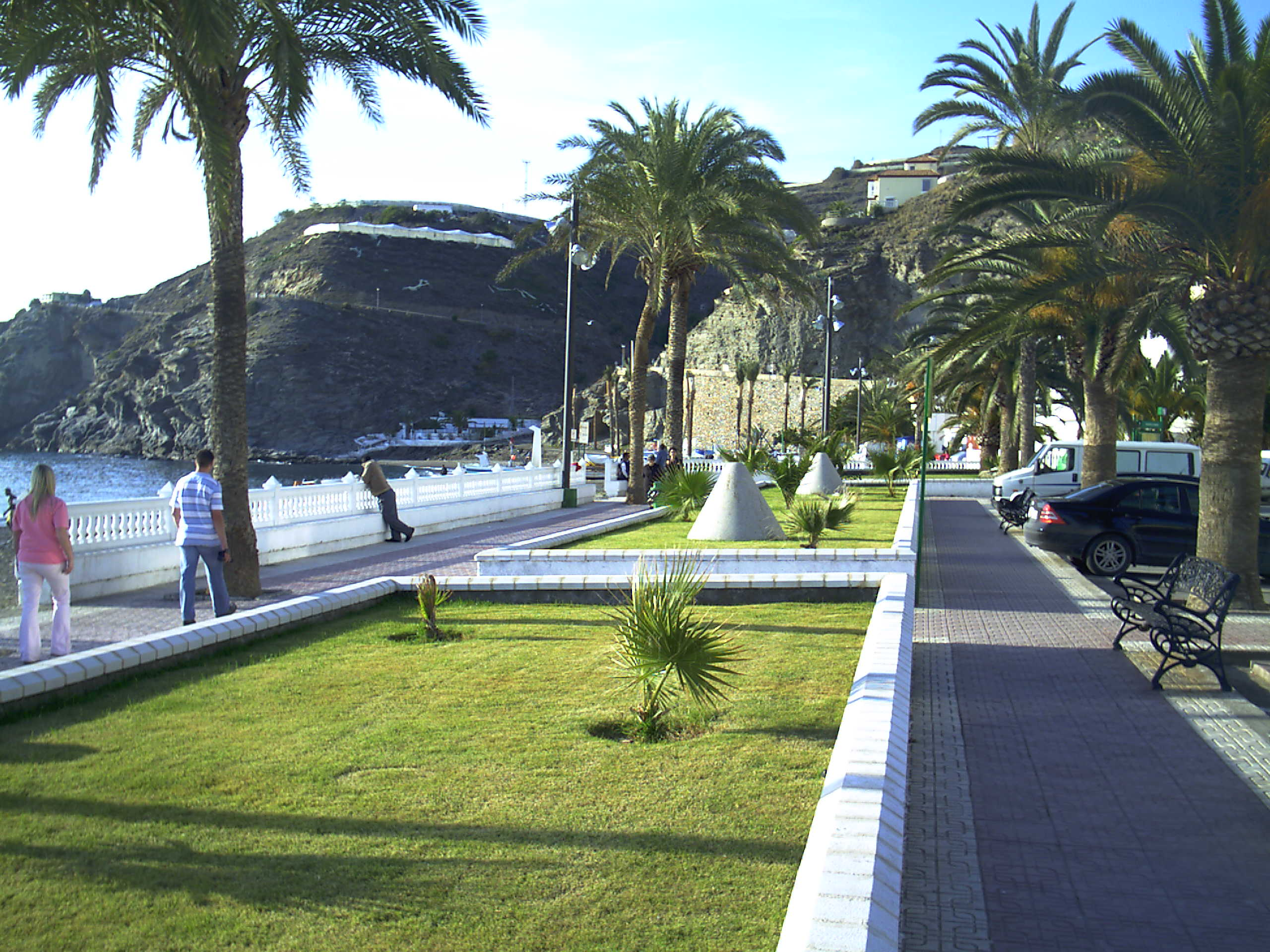 Foto playa La Playiya. La Rabita