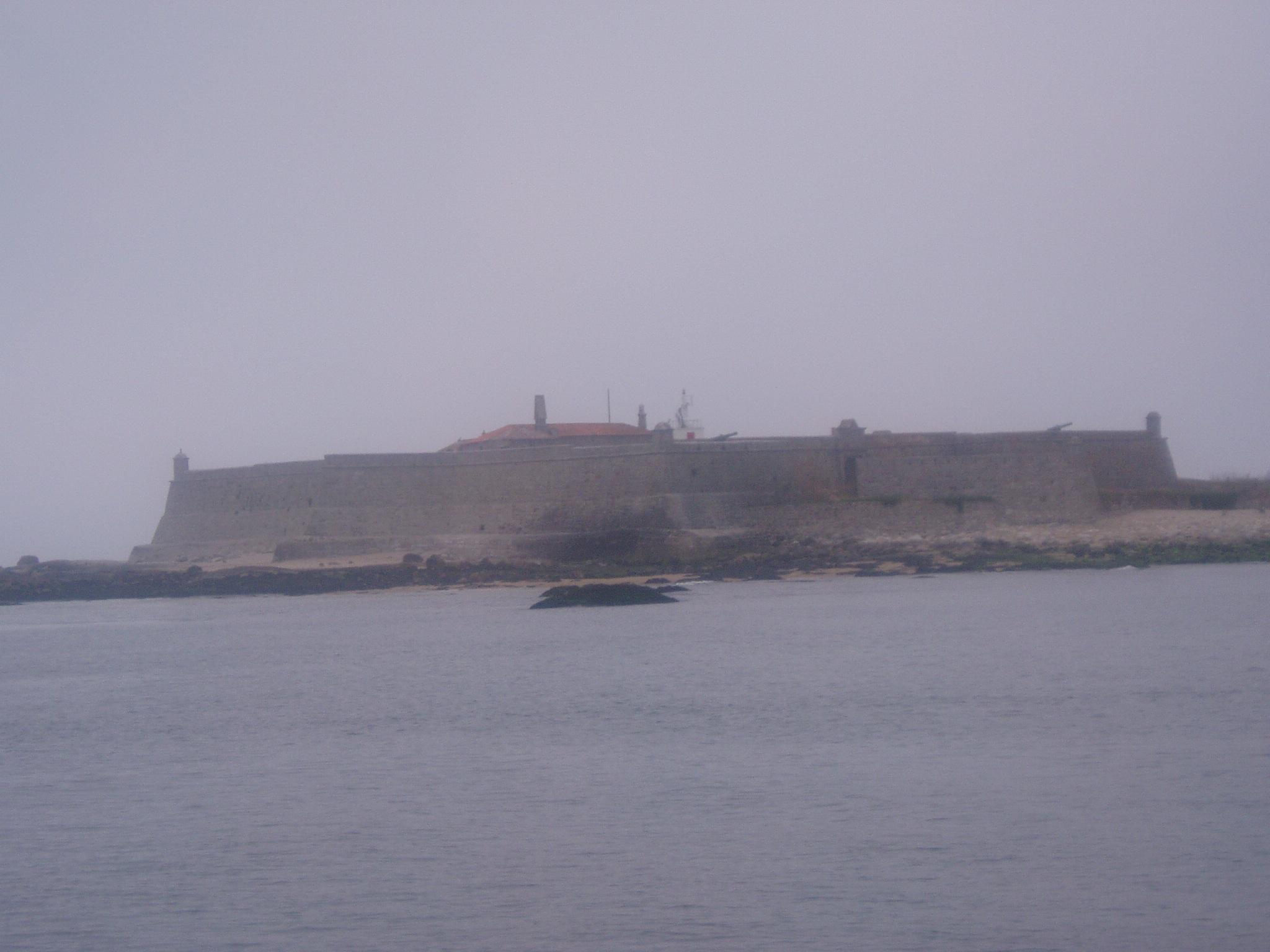 Foto playa A Armona. Forte da Insua