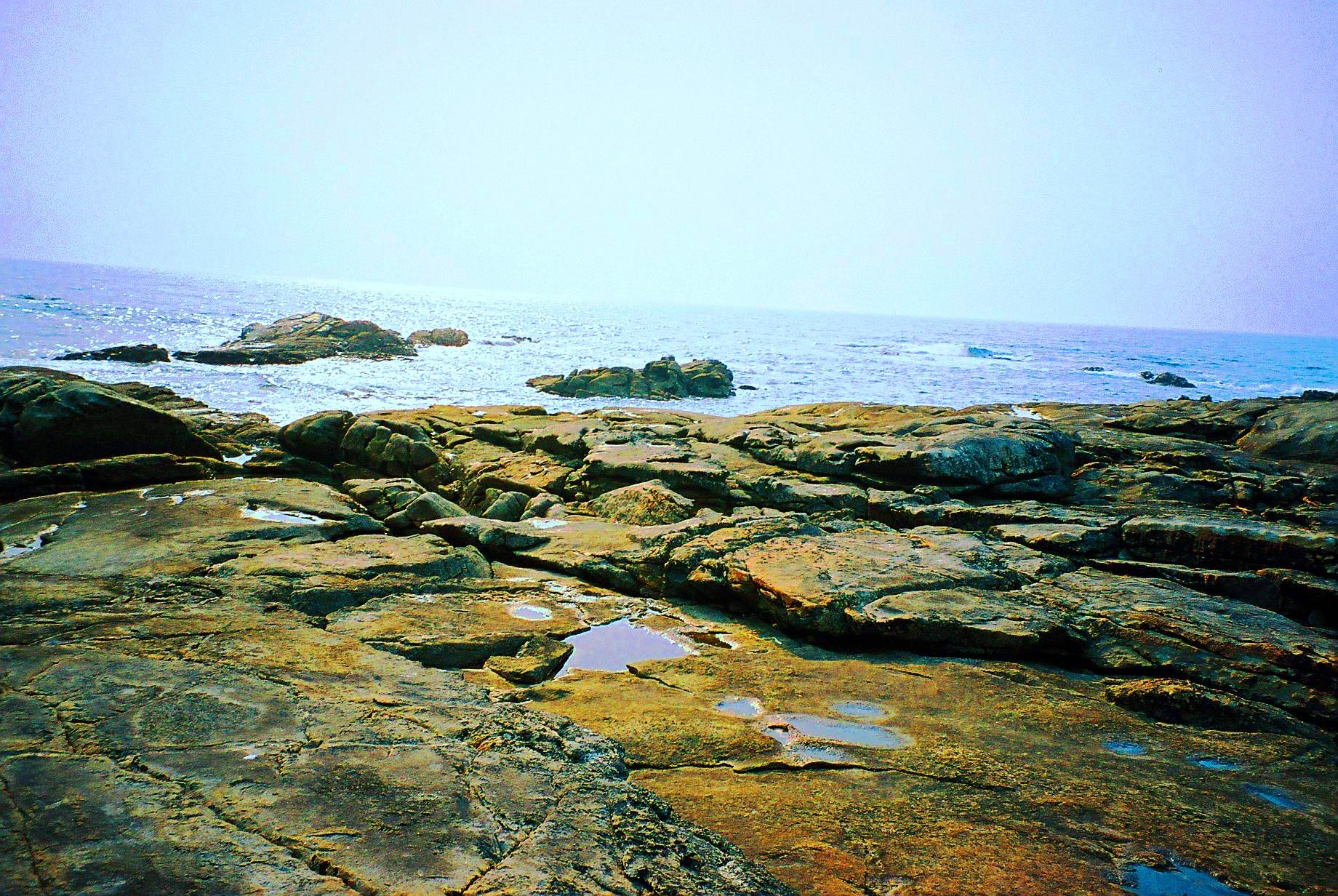 Foto playa Area Grande. A Garda