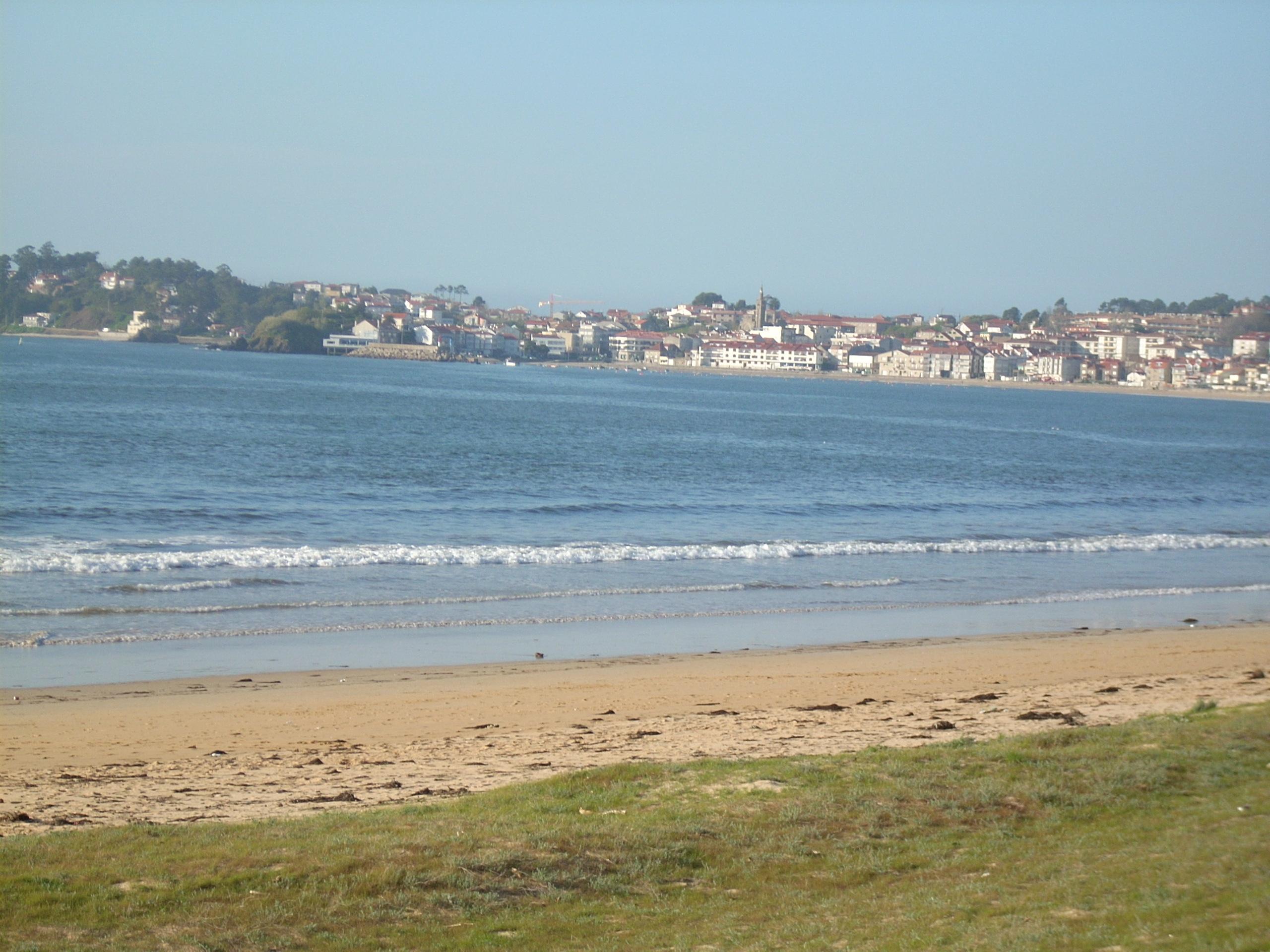 Foto playa América. Playa América