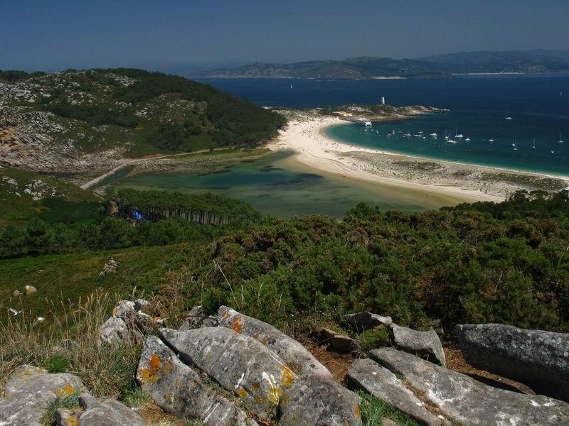 Foto playa Rodas. AAA_13831_Islas Cíes