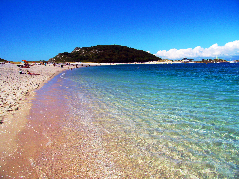Foto playa Rodas.