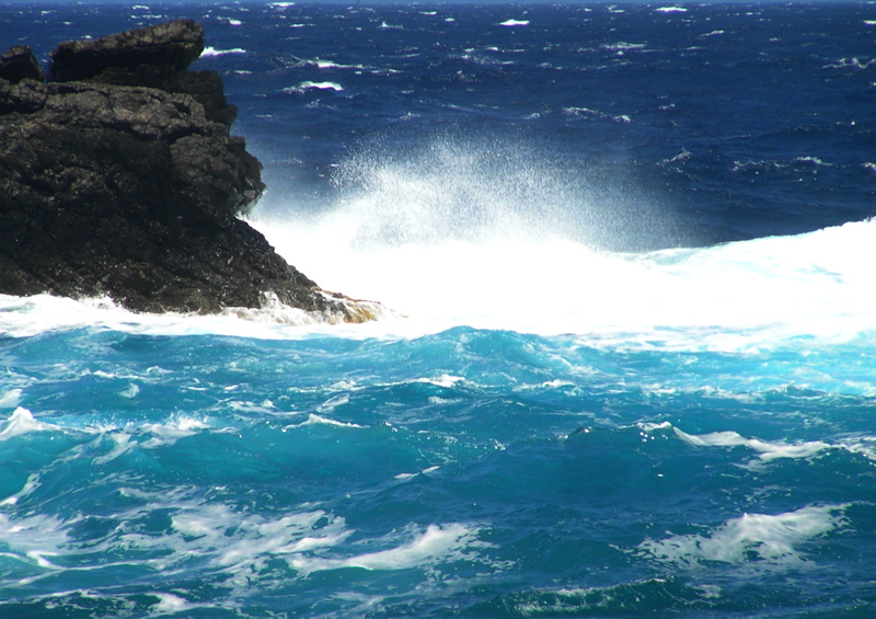 Playa Charco Azul / Sabinosa