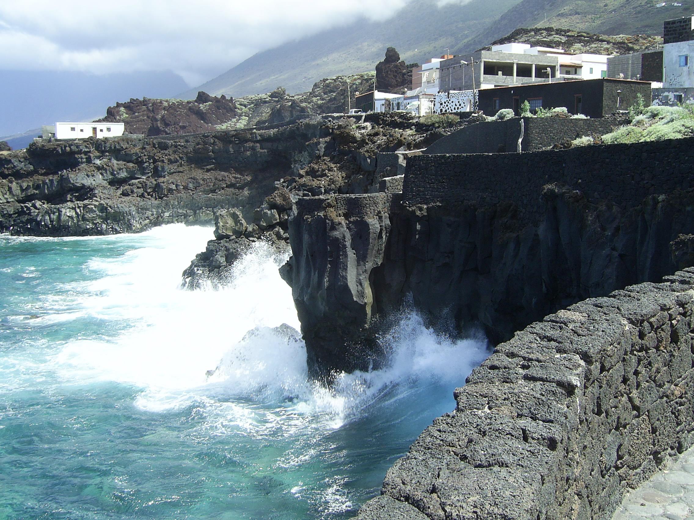 Foto playa El Verodal. El Pozo de la Salud