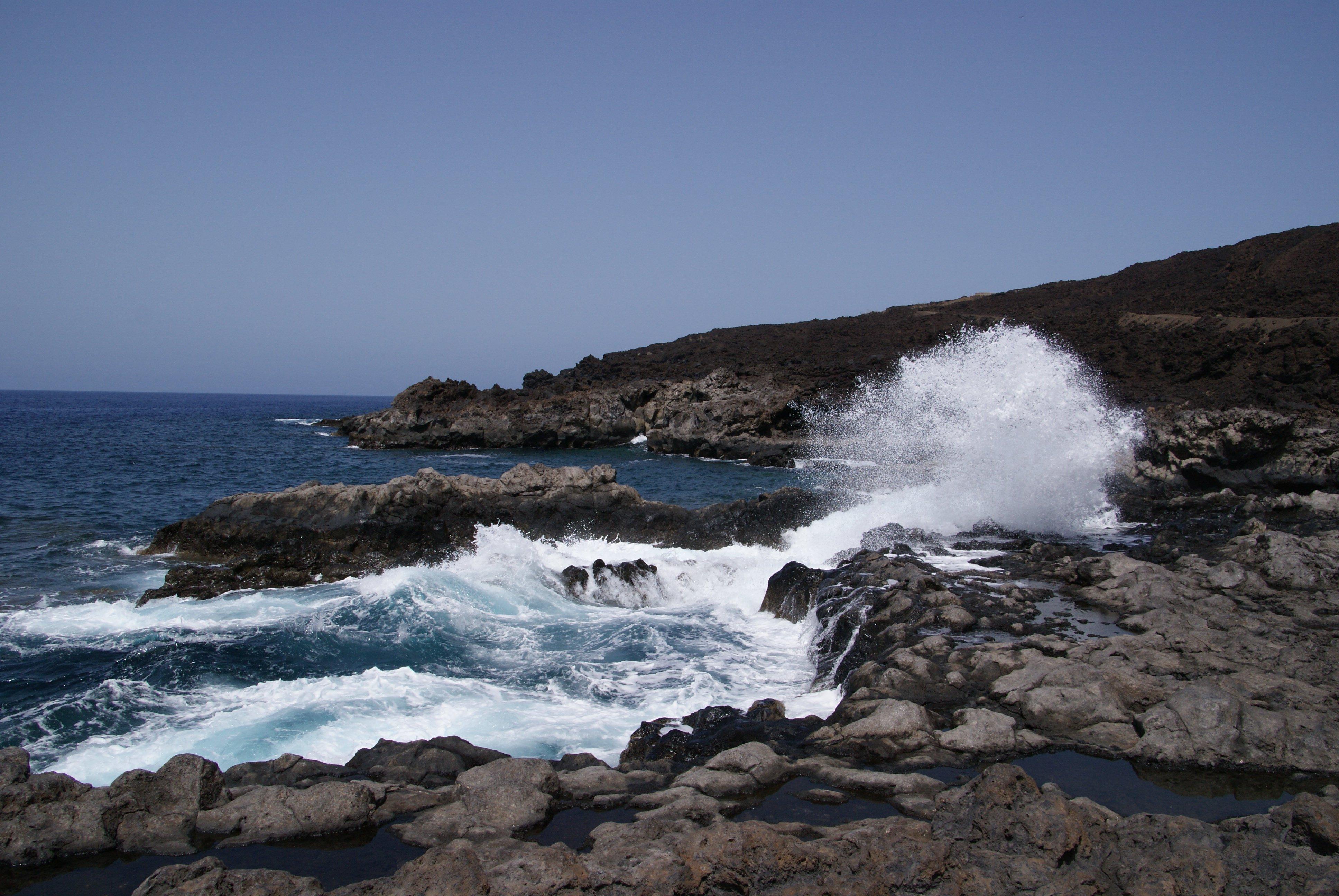 Foto playa Muellito de Orchilla / Embarcadero de Orchilla. El Hierro - Punta de Orchilla