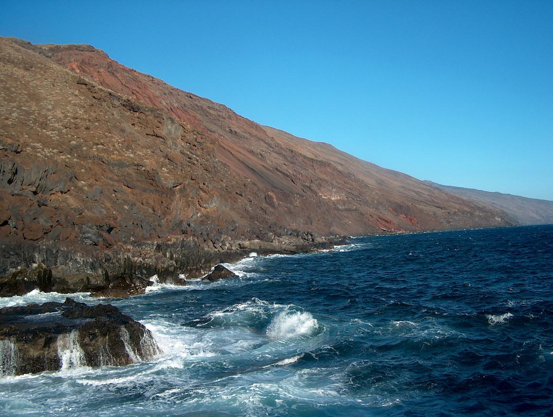 Foto playa Muellito de Orchilla / Embarcadero de Orchilla. Baradero de Orchillas