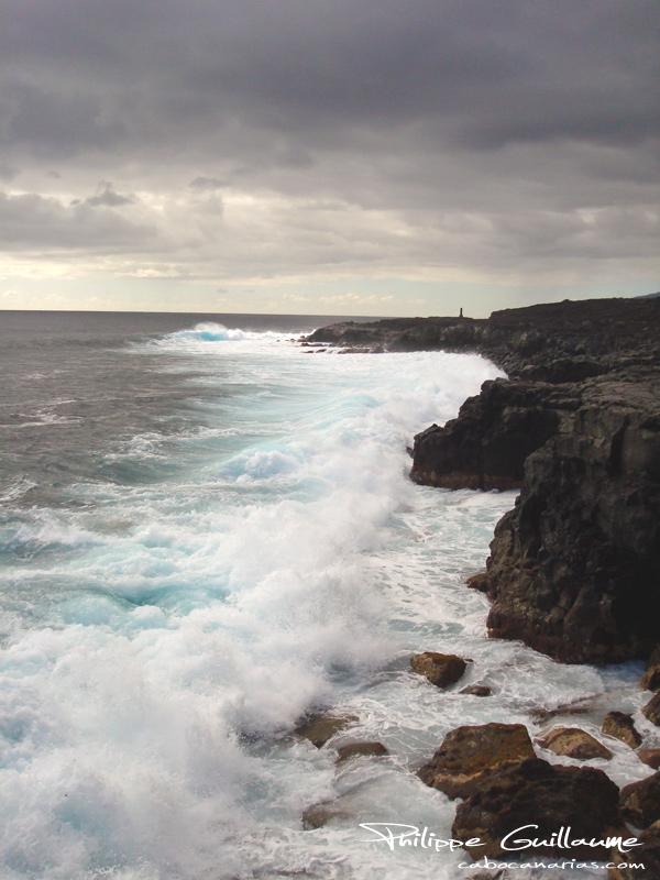 Foto playa Puerto Naos.