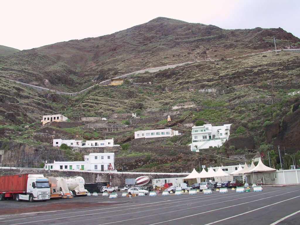 Foto playa Puerto de la Estaca. PUERTO DE LA ESTACA