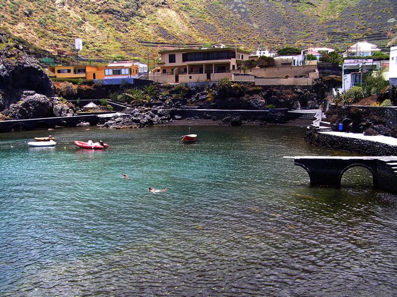 Foto playa El Tamaduste. Tamaduste