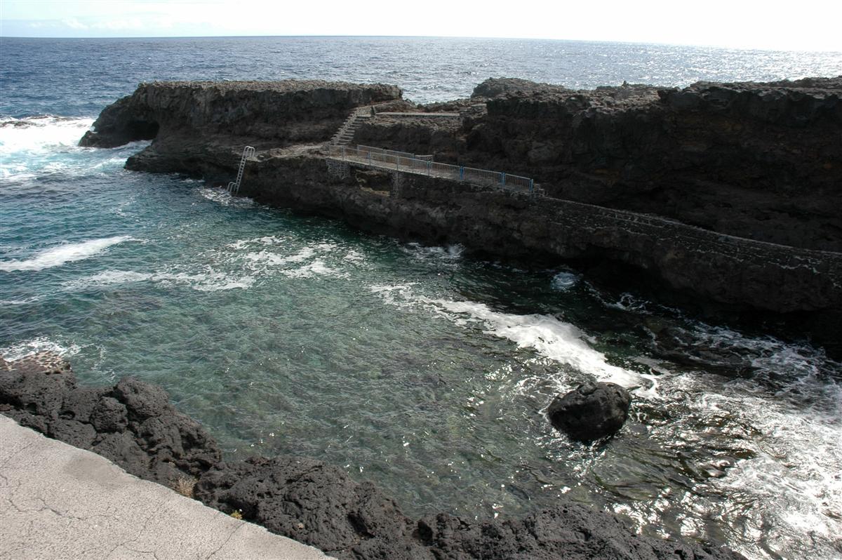 Foto playa Pozo de las Calcosas.