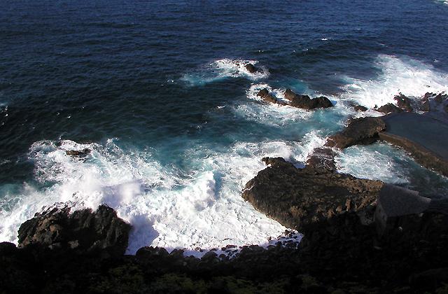 Foto playa Pozo de las Calcosas. Las Calcosas