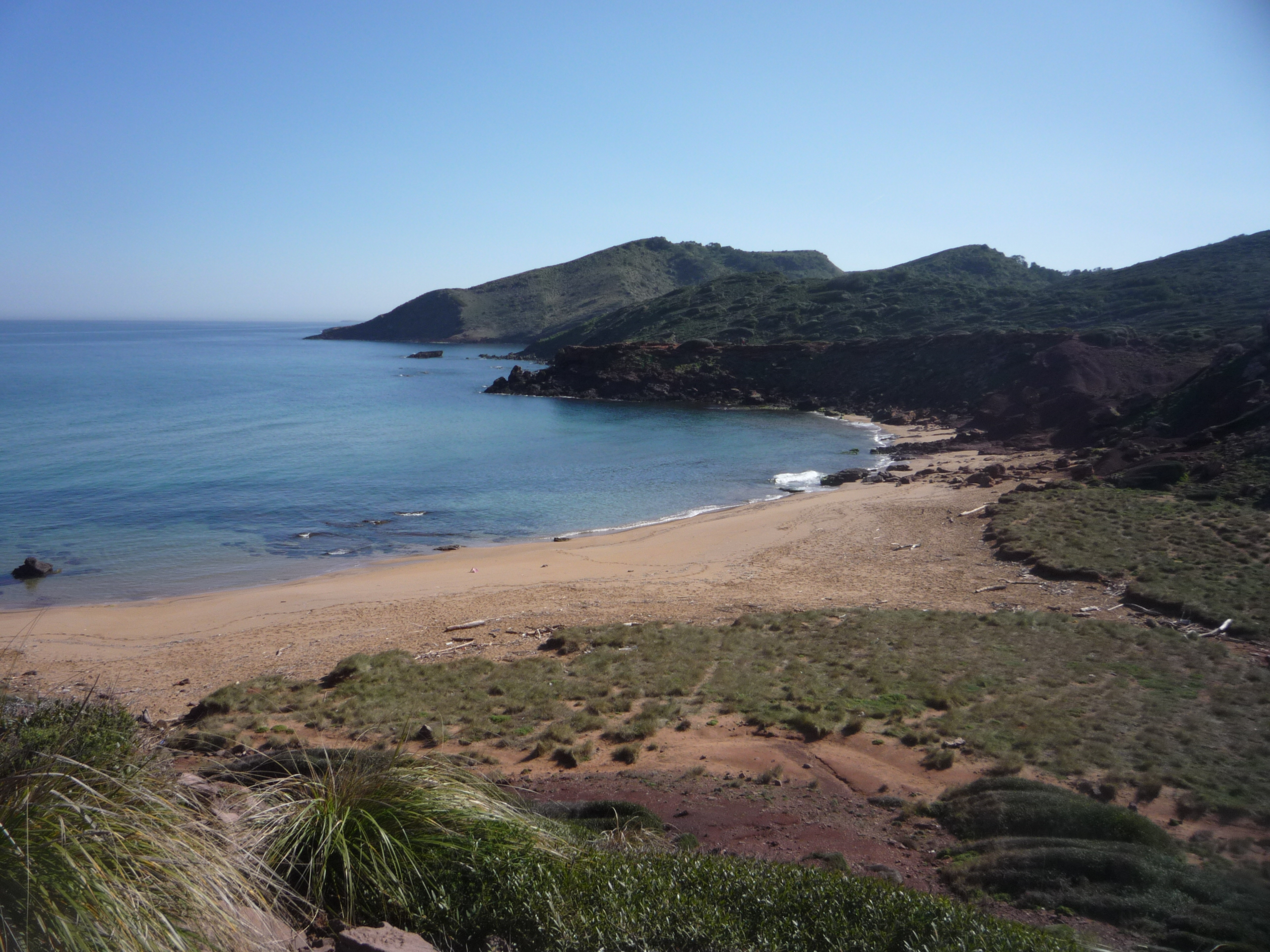 Foto playa Cala del Pilar. Cala Pilar