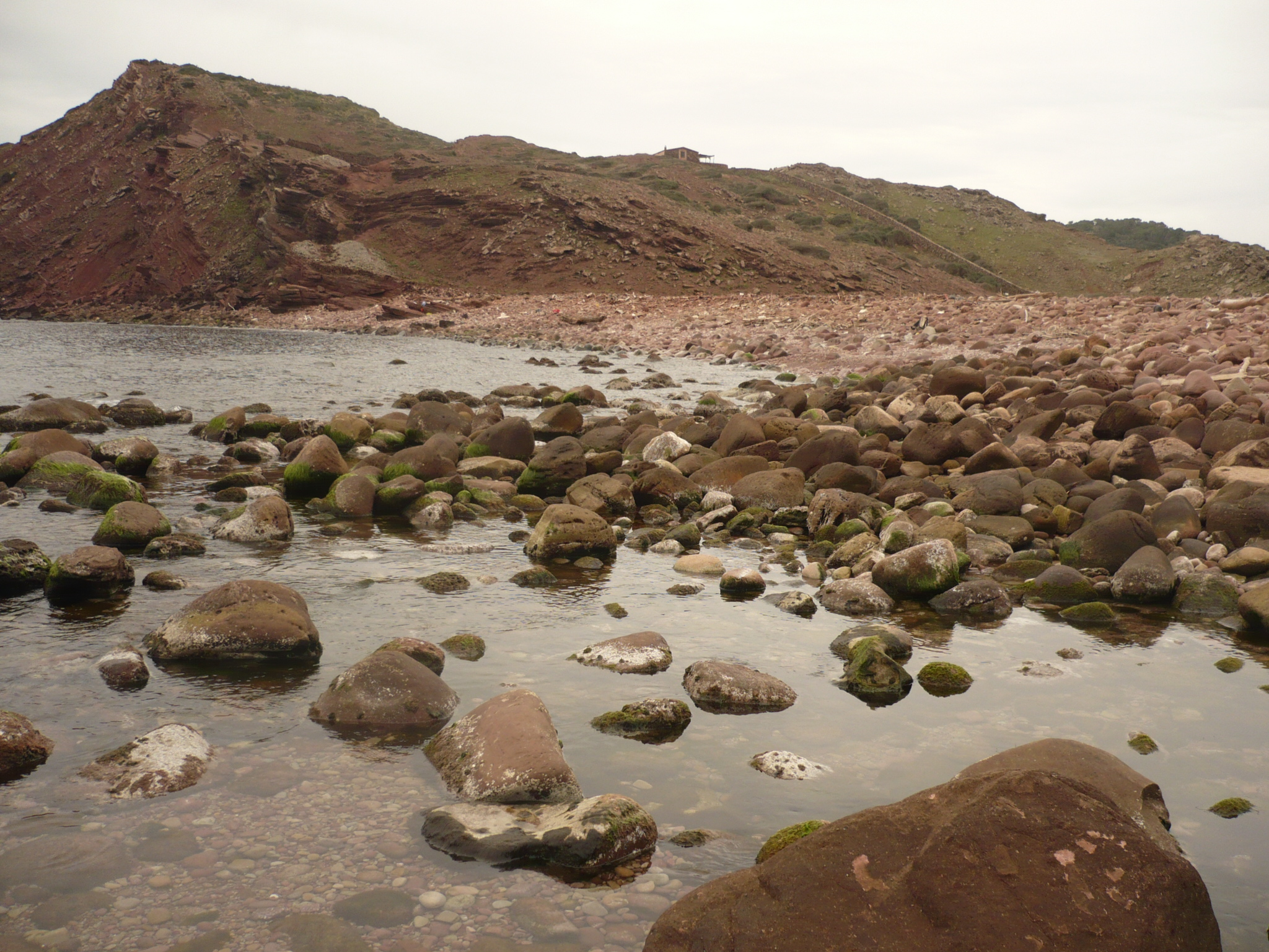 Foto playa Cala del Pilar. macar