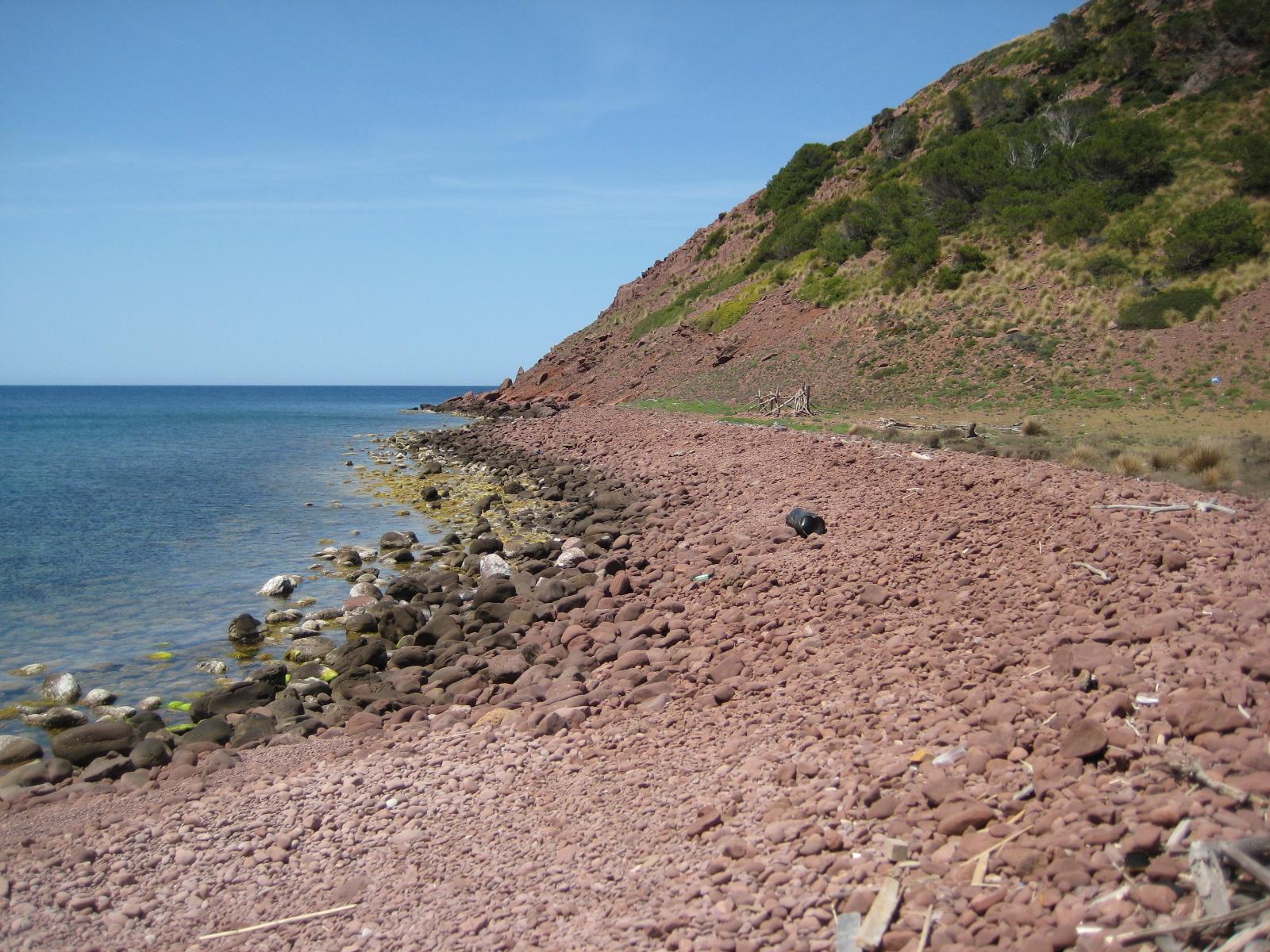 Foto playa Cala Carbó. Cala´n Carbó