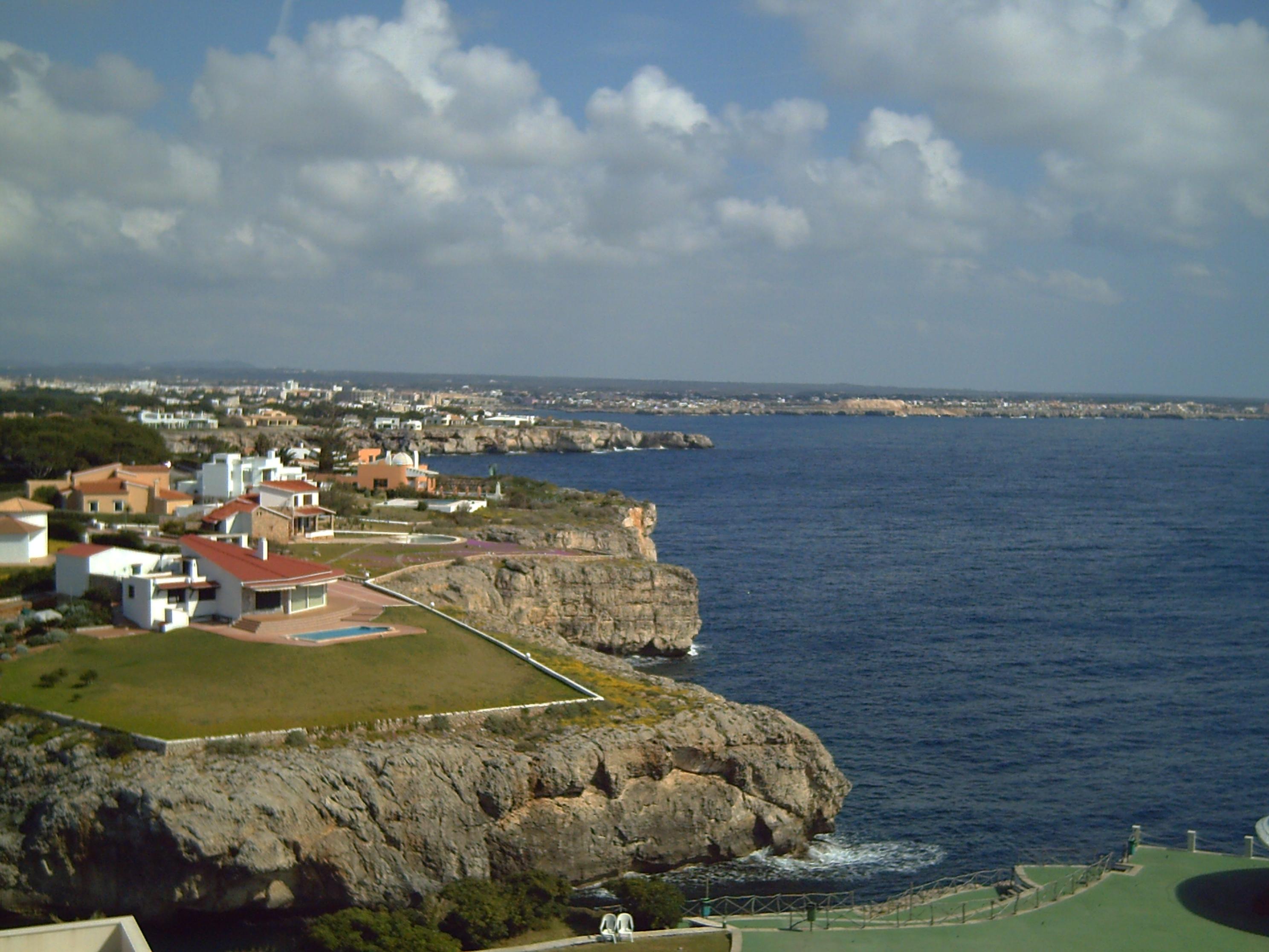 Foto playa Cala En Forcat. Cala  Forcat  Ciutdadella,  Menorca