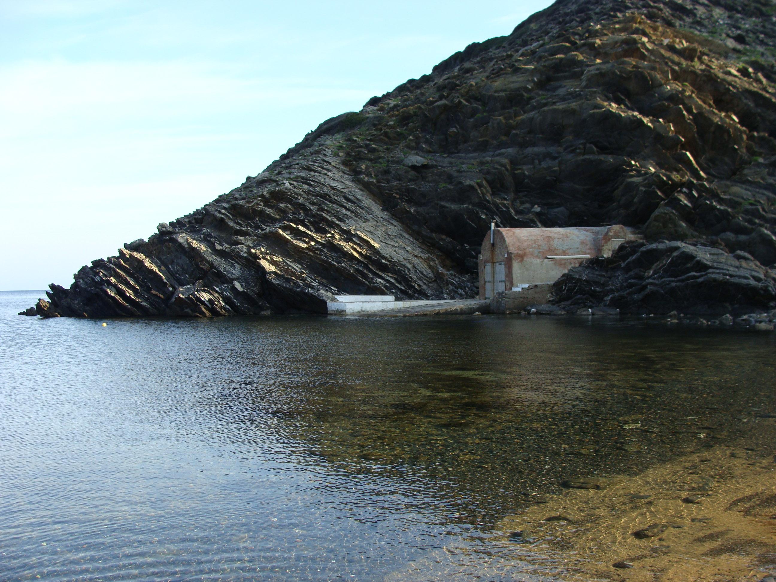 Foto playa Es Alocs. Els Alocs
