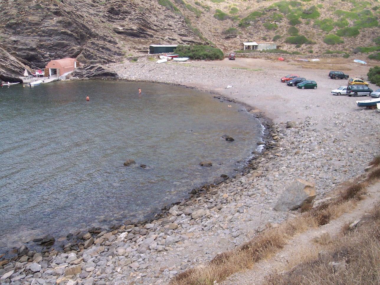 Foto playa Es Alocs. ETS ALOCS - FERRERIES