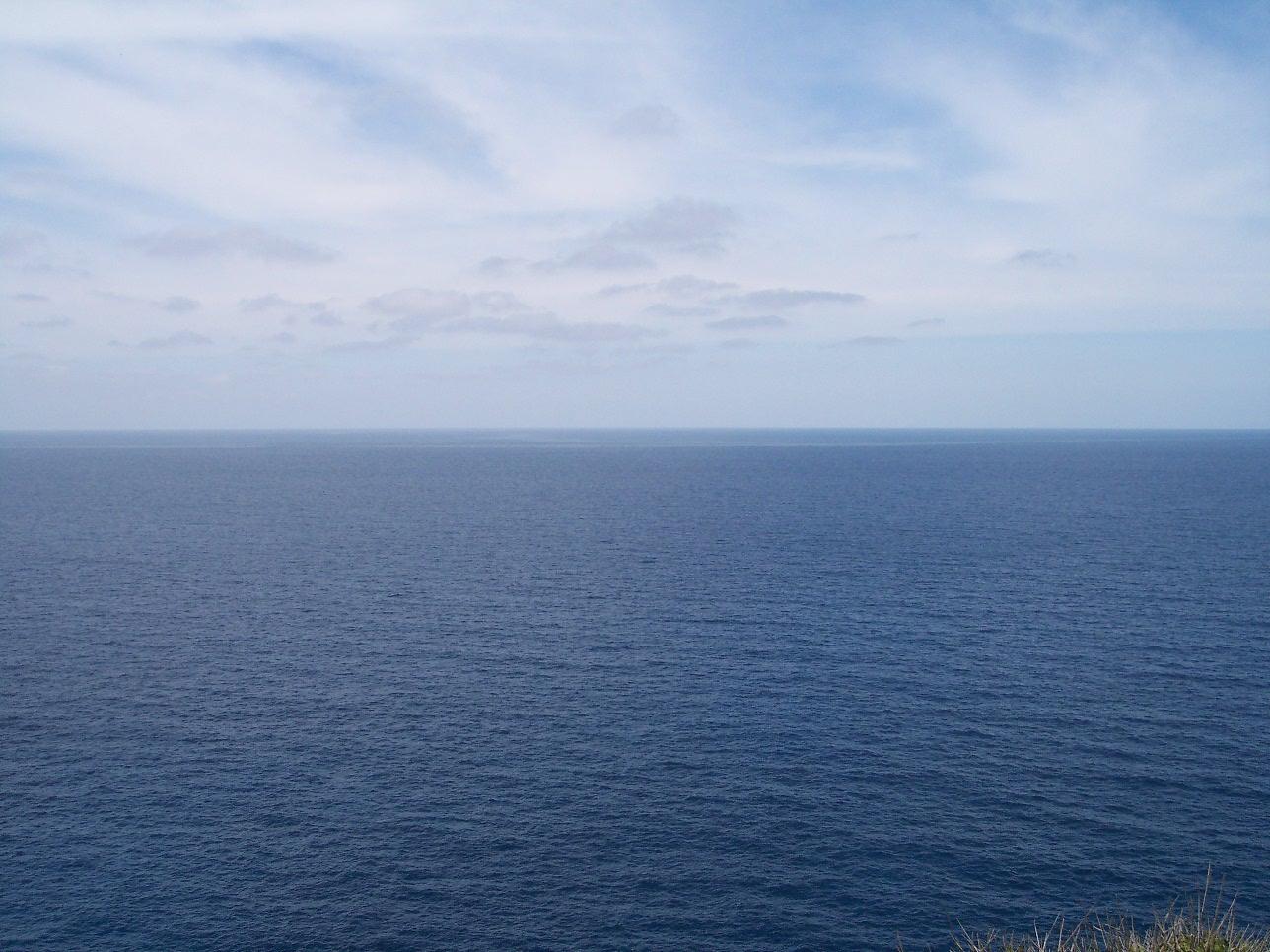 Foto playa Es Alocs. MAR Y CIELO