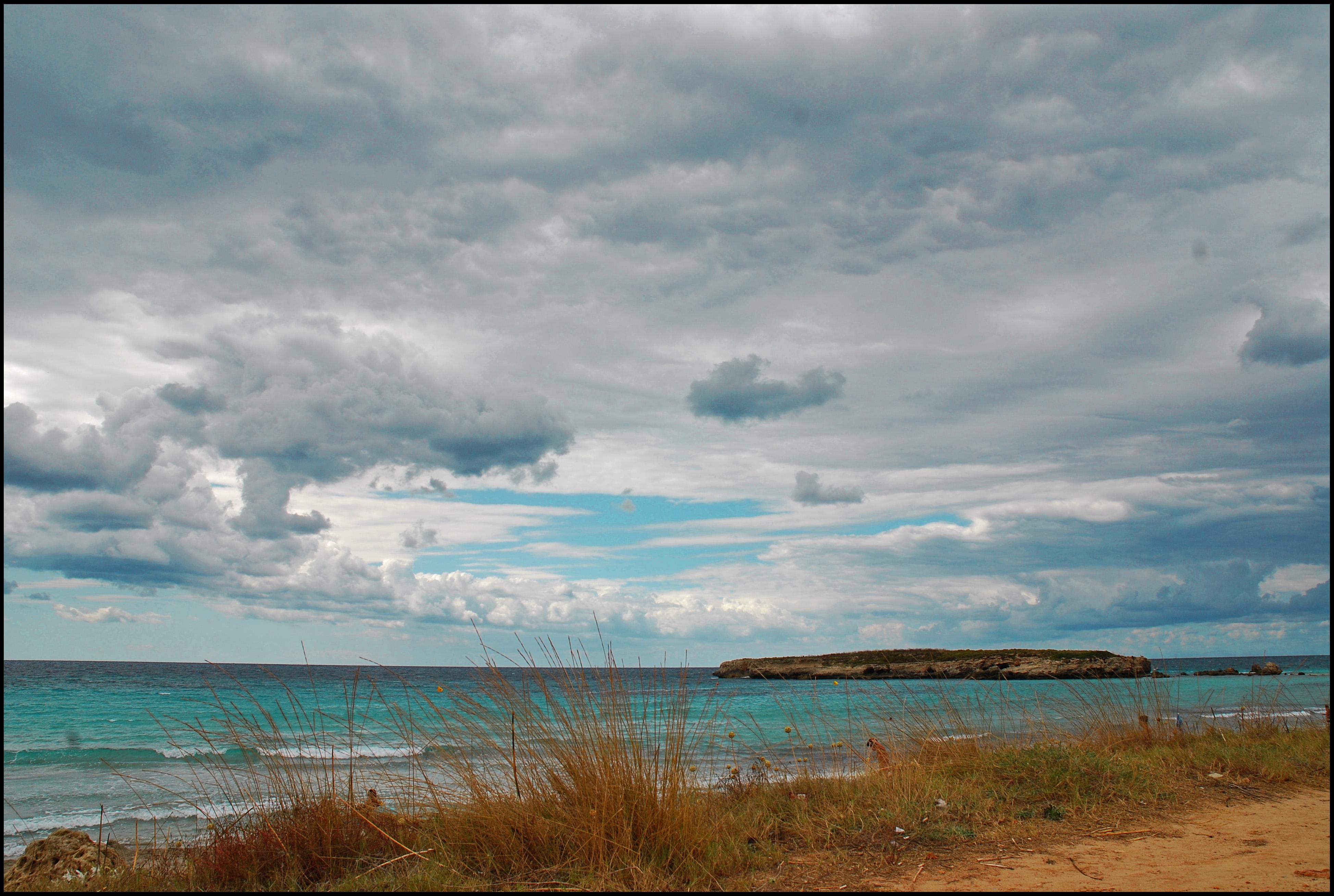 Foto playa Sant Adeodato. Catálogo de nubes