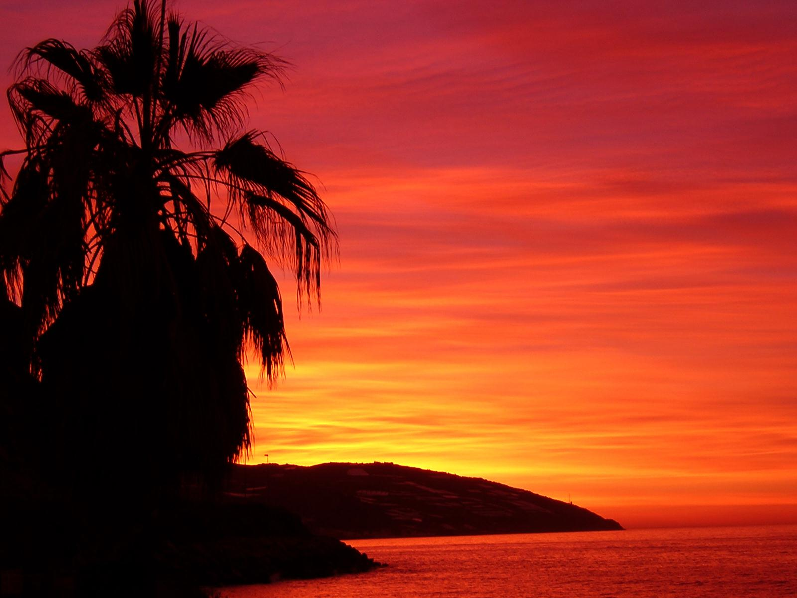 Foto playa La Mamola. La Mamola Sunrise