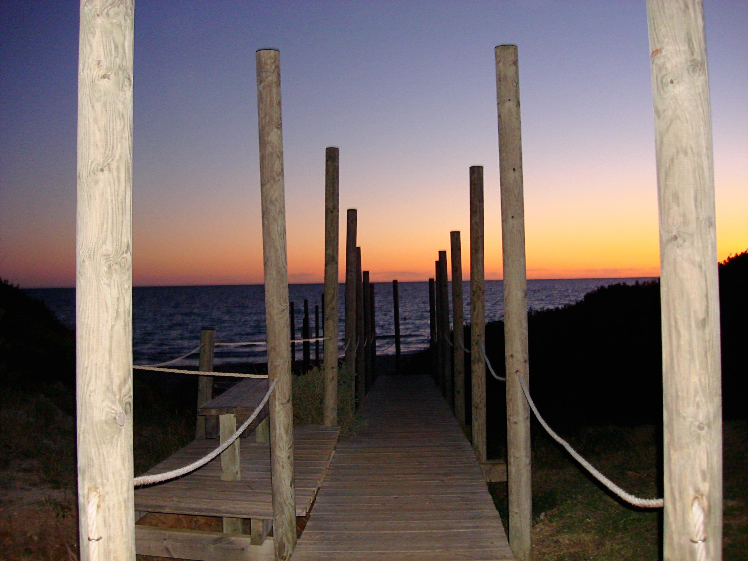 Foto playa Sant Tomas. MENORCA 27 (Santo Tomás)