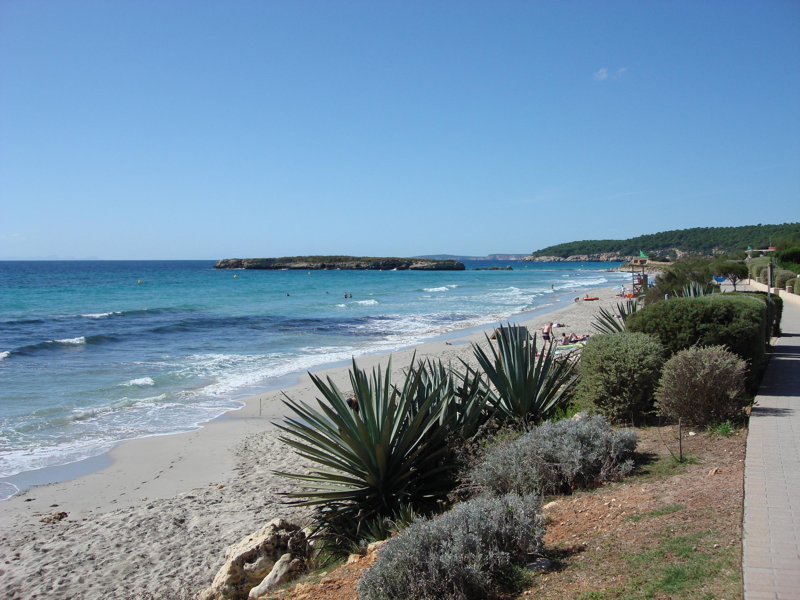 Foto playa Sant Tomas. MENORCA 25 (Santo Tomás)