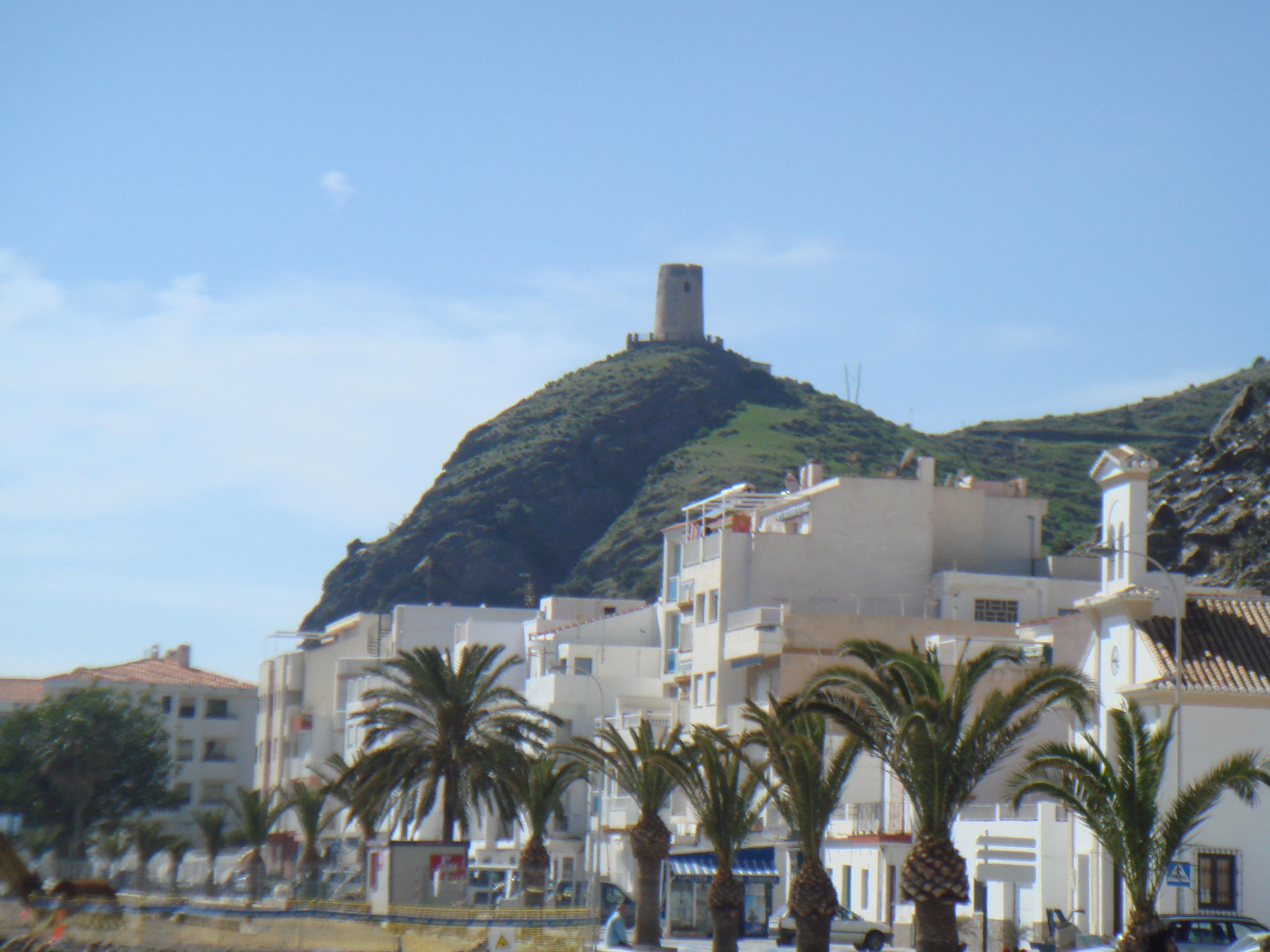 Foto playa La Mamola. Torre Mamola City